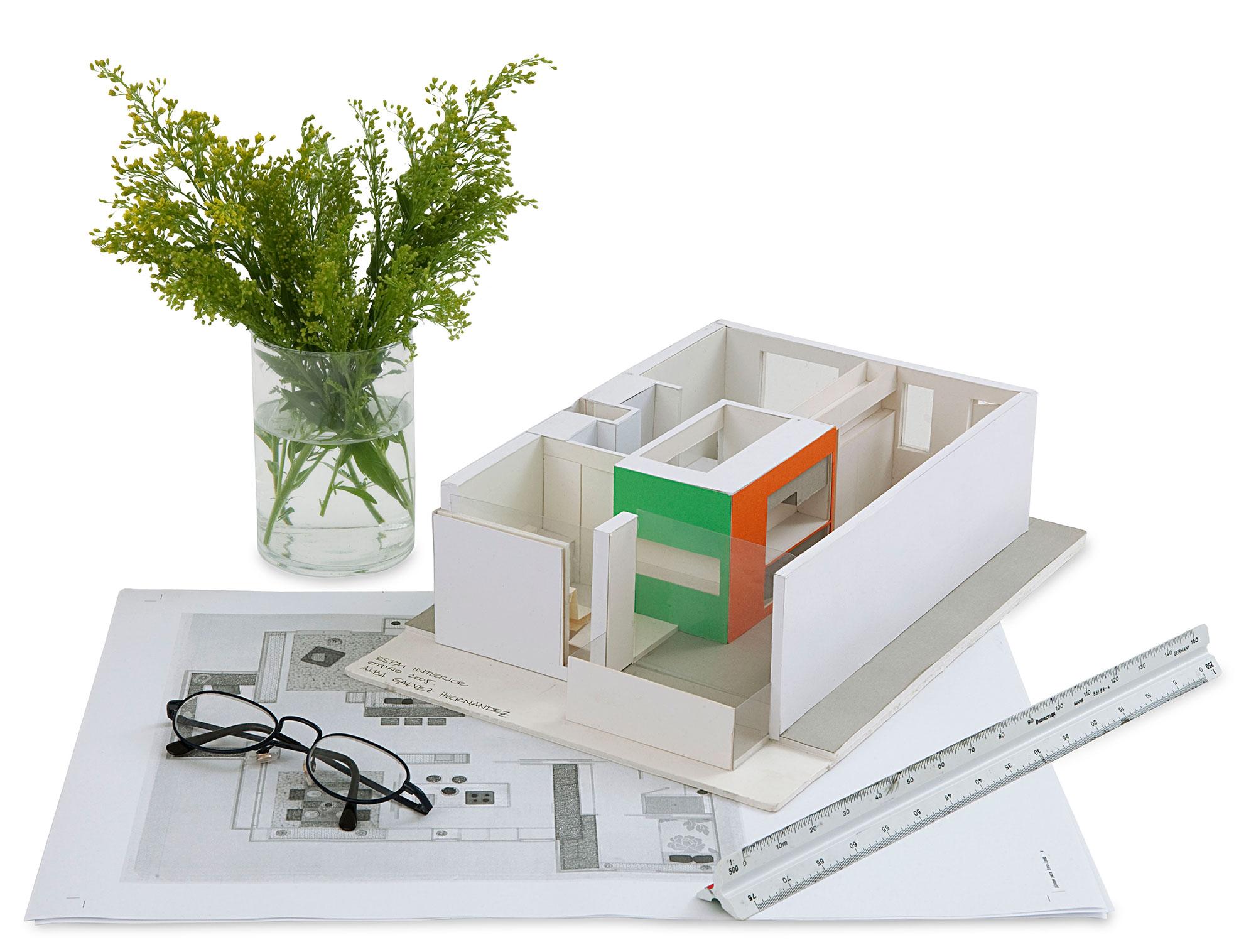 Que Extractor De Baño Necesito:Cómo hacer un plano a escala paso a paso