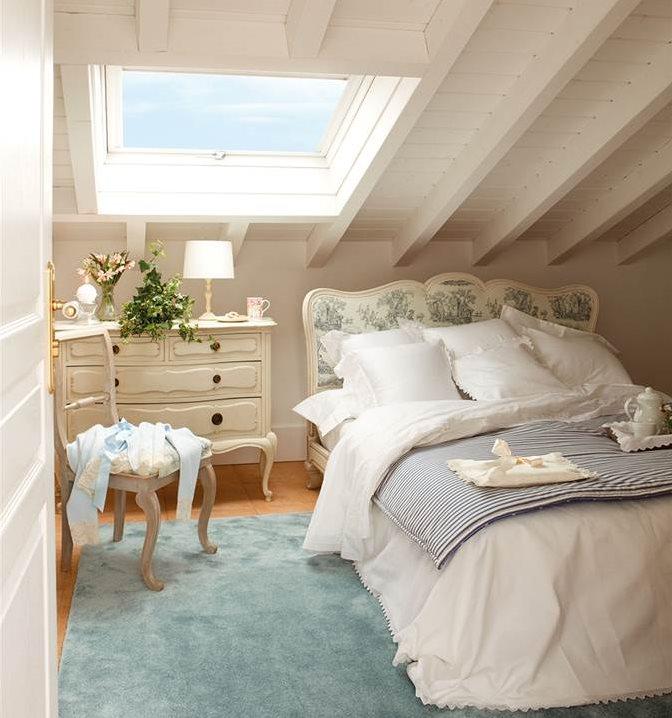 Grandes ideas para los dormitorios peque os m s bonitos for Dormitorio 2x3