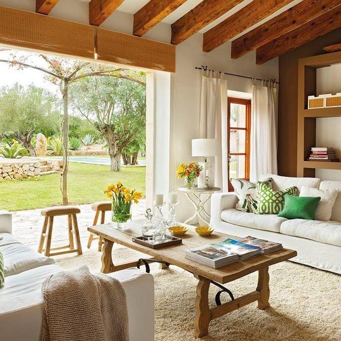 12 buenas ideas para decorar el sal n con estilo - Ver decoracion de salones ...