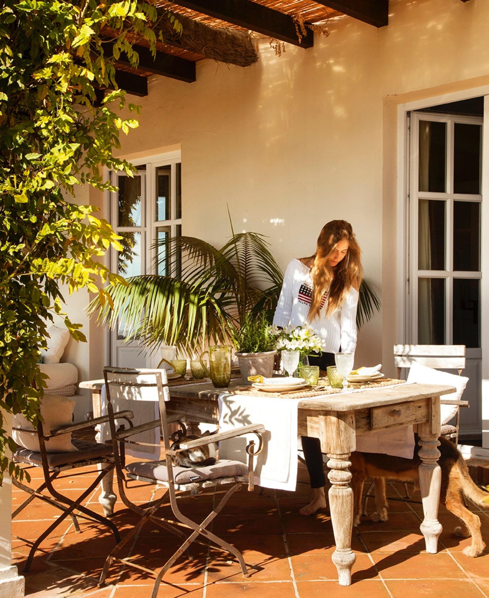 Un cortijo moderno en marbella - Diana morales inmobiliaria ...