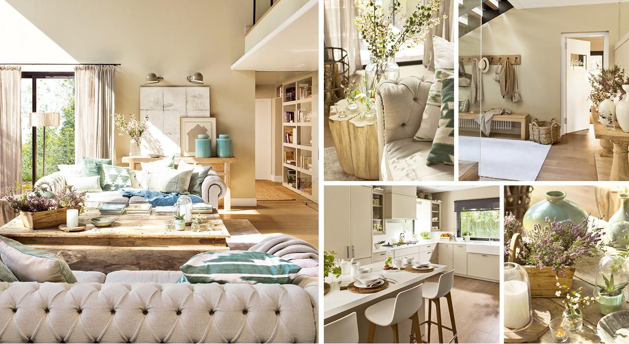 Cinco claves por las que esta vivienda tiene lo que todos querr amos - El mercader de venecia muebles outlet ...