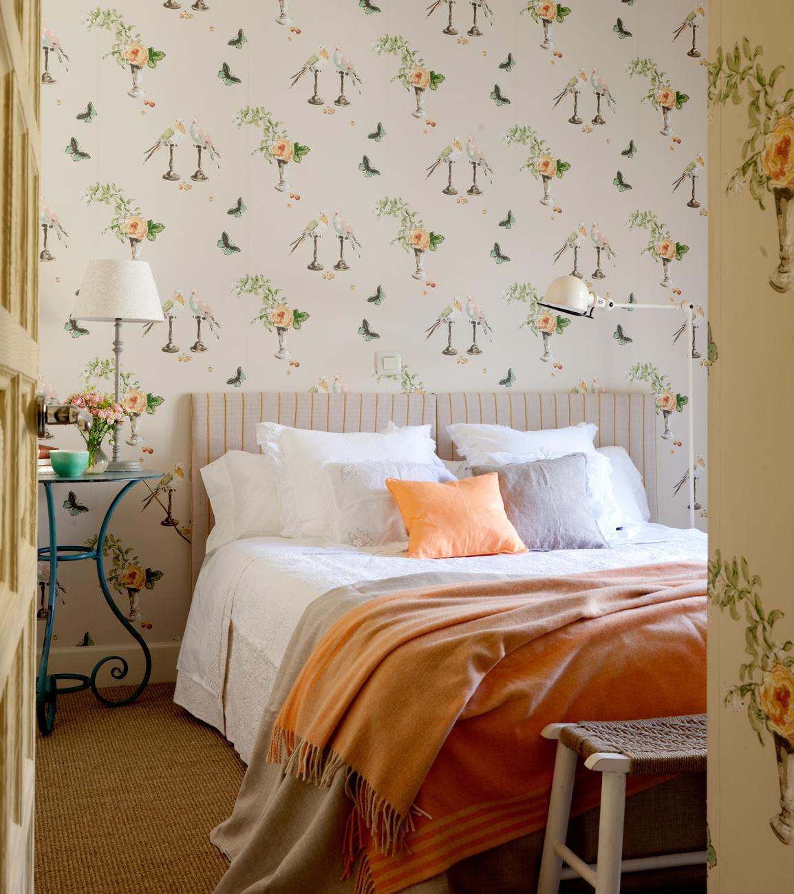Mesillas de noche para el dormitorio - Lamparas para dormitorios ...