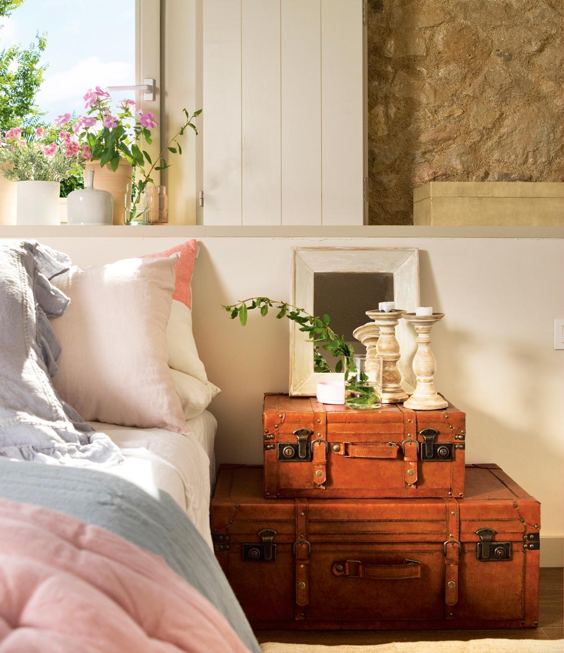 Mesillas de noche para el dormitorio - Mesillas de noche vintage ...