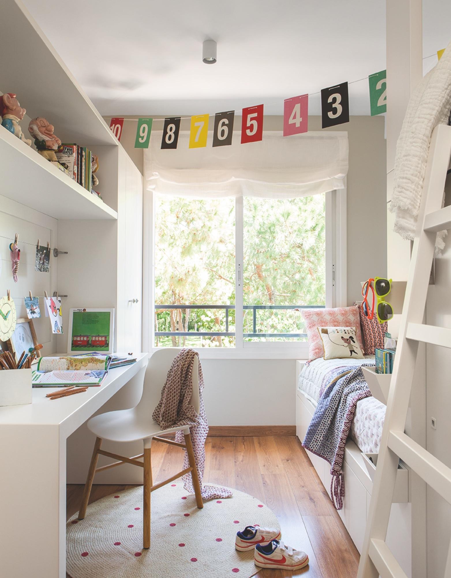 Esta casa junto al mar es el nuevo estilo mediterr neo - Mesa estudio infantil ...