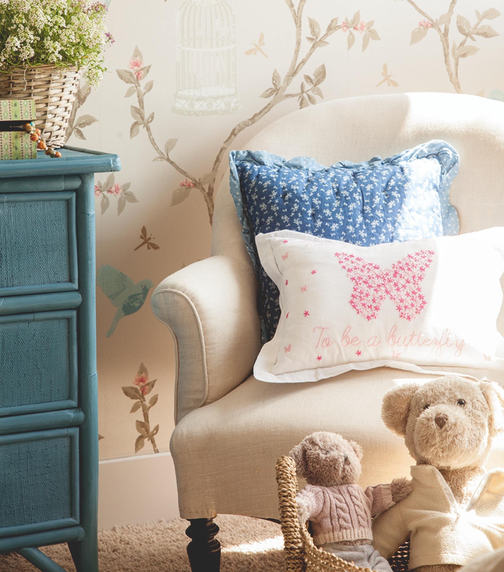 Una casa de estilo ingl s en las afueras de madrid for Bona nit muebles