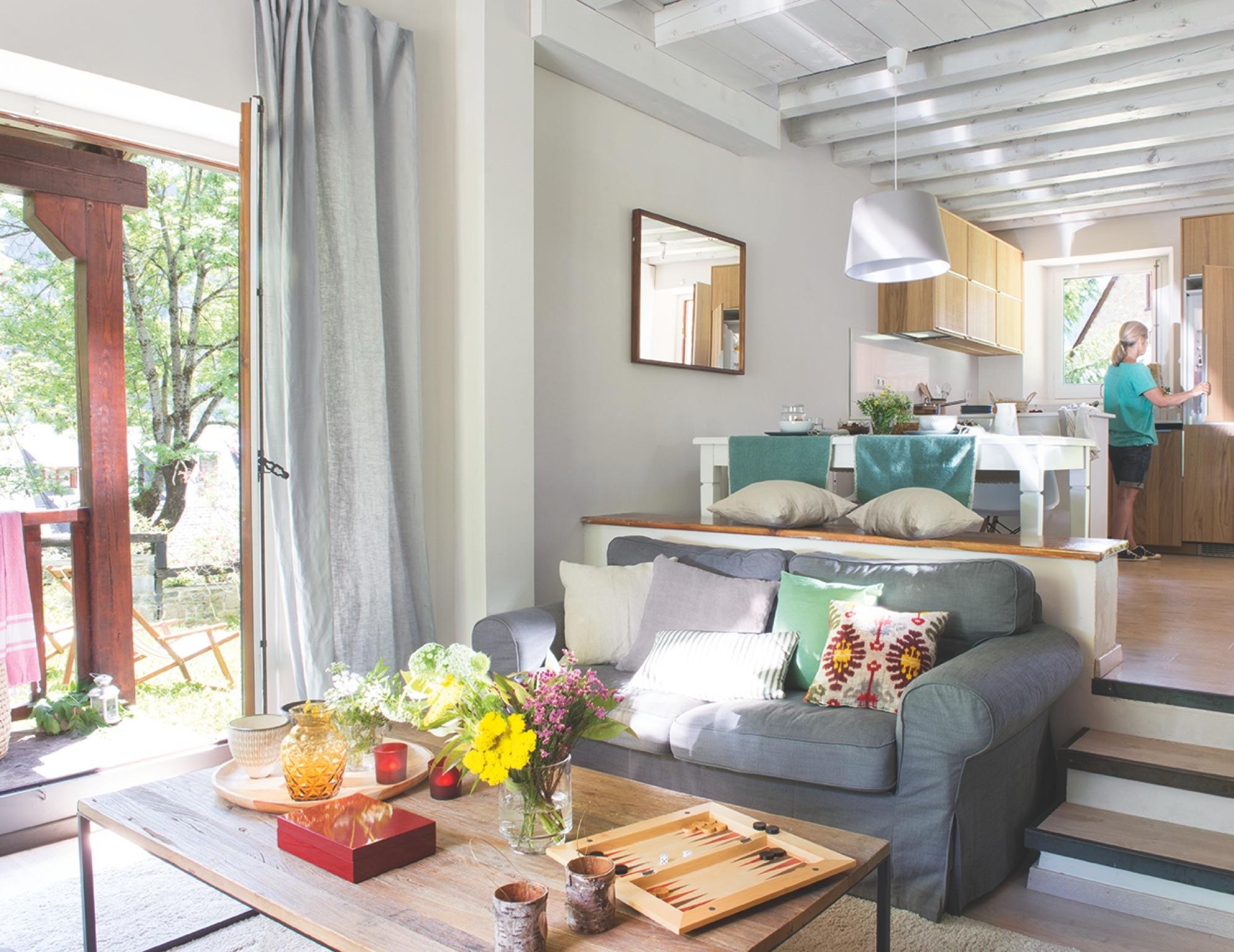 Una casa de monta a en el val d aran con aires n rdicos - Apartamentos de montana ...