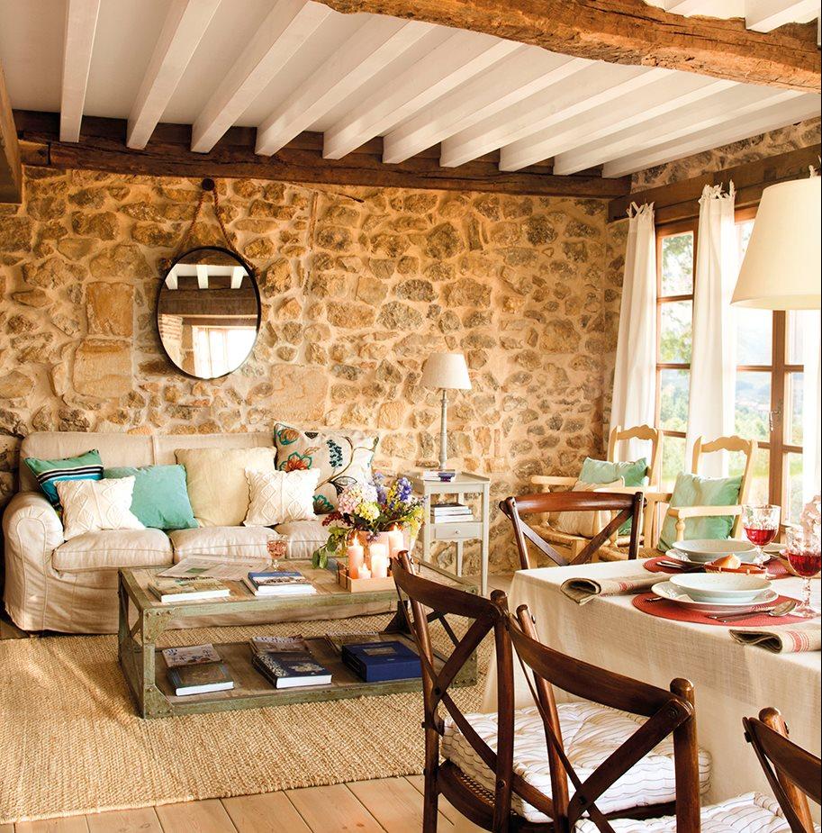 La casa que susurraba su historia - Casas de piedra natural ...