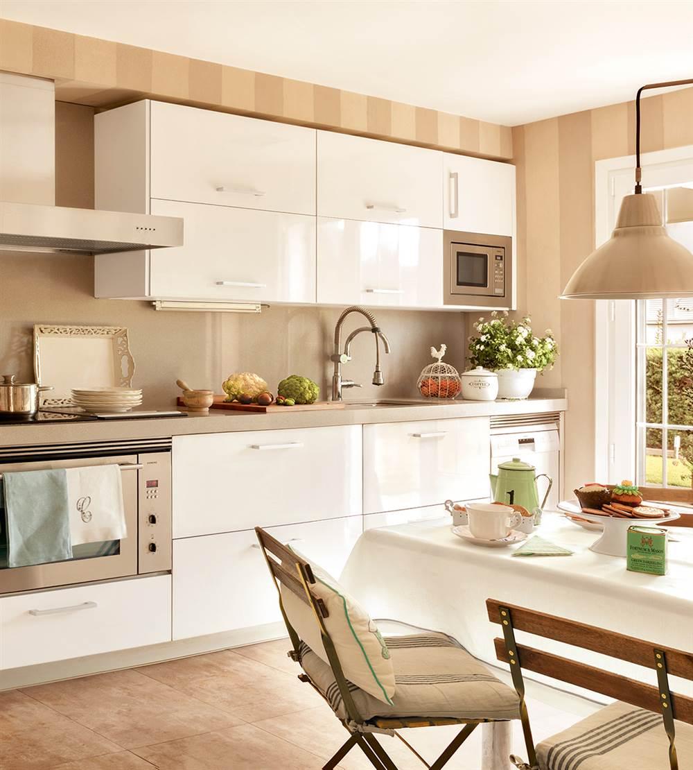 La casa de una estilista de decoraci n en madrid Casa y ideas