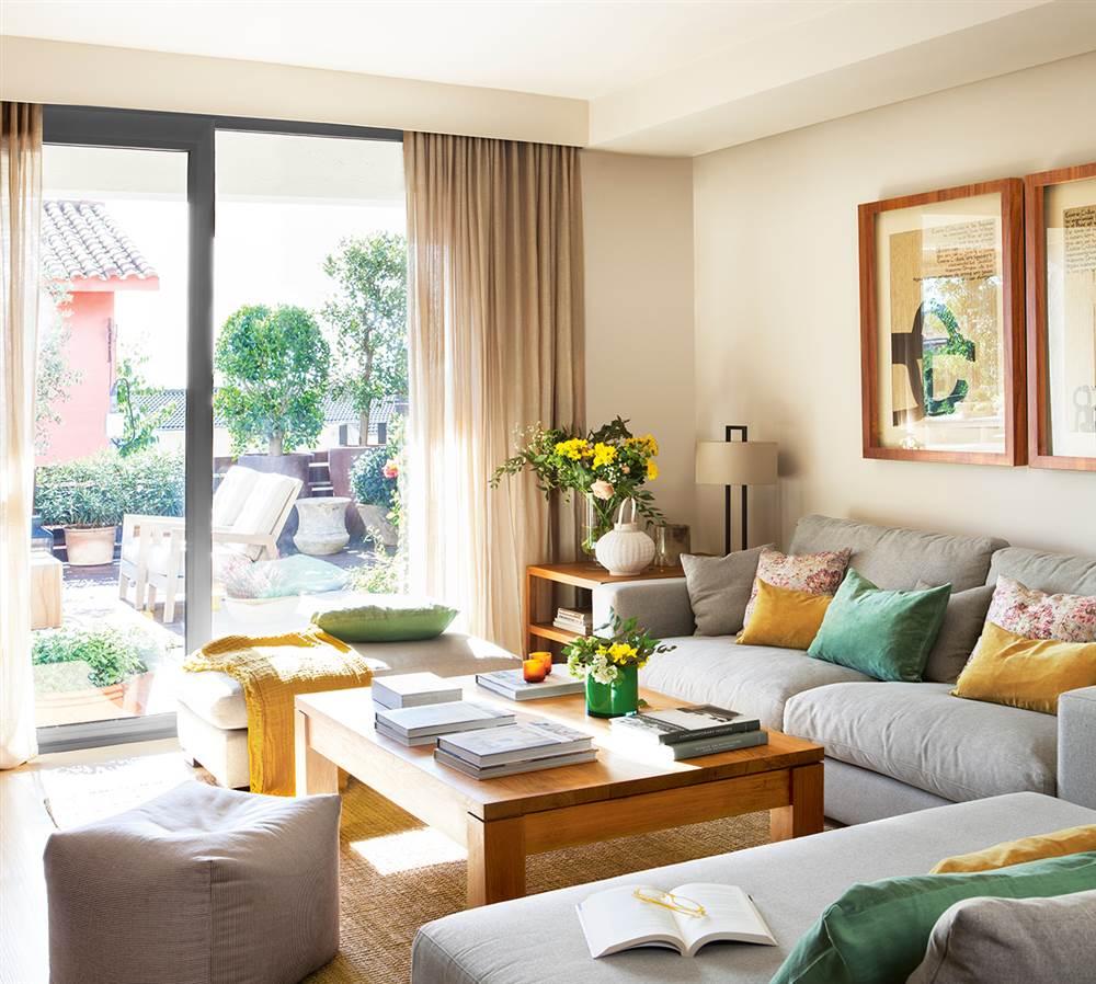 Reforma de una casa con terraza - El mercader de venecia muebles outlet ...
