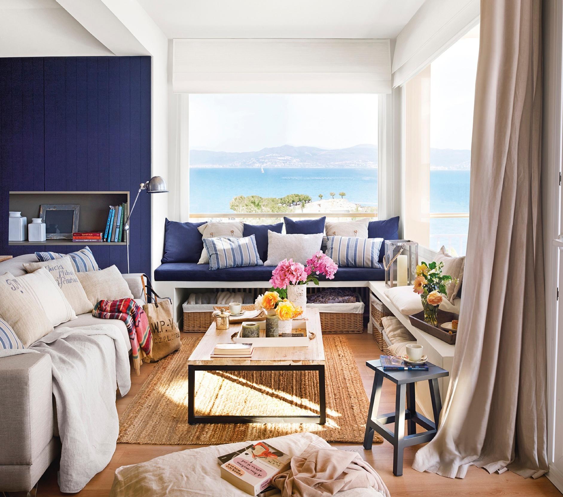 14 Salones Con Vistas Al Mar # Muebles Directo Cee