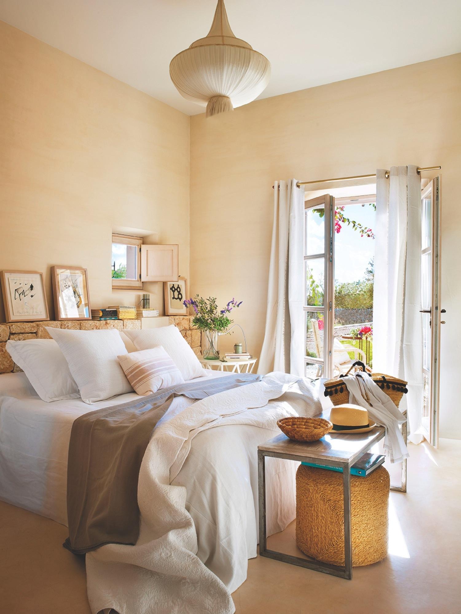 16 trucos para decorar tu dormitorio y dormir mejor - Como decorar tu dormitorio ...