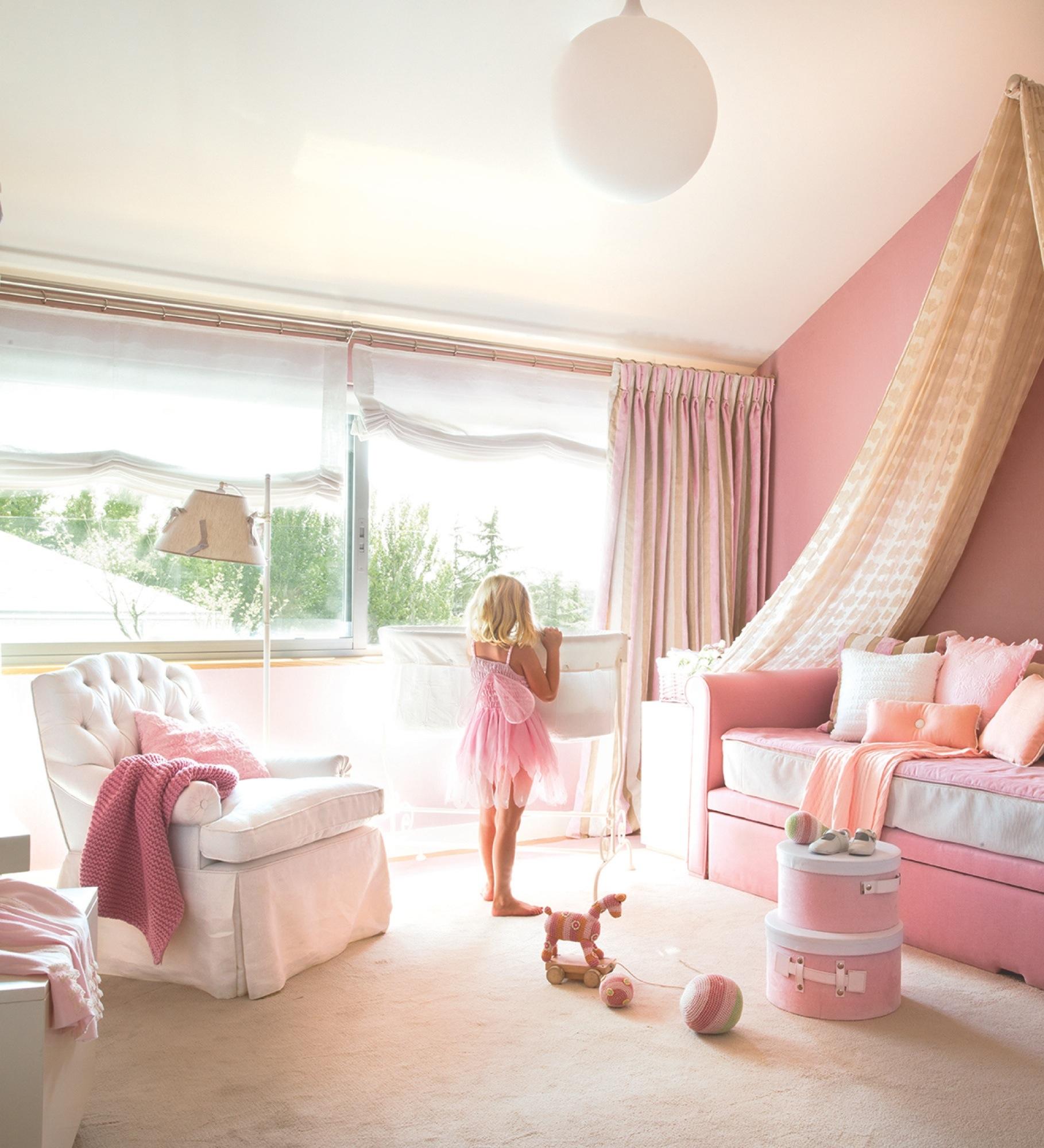 12 habitaciones para ni as princesas - Habitacion para 2 ninos ...