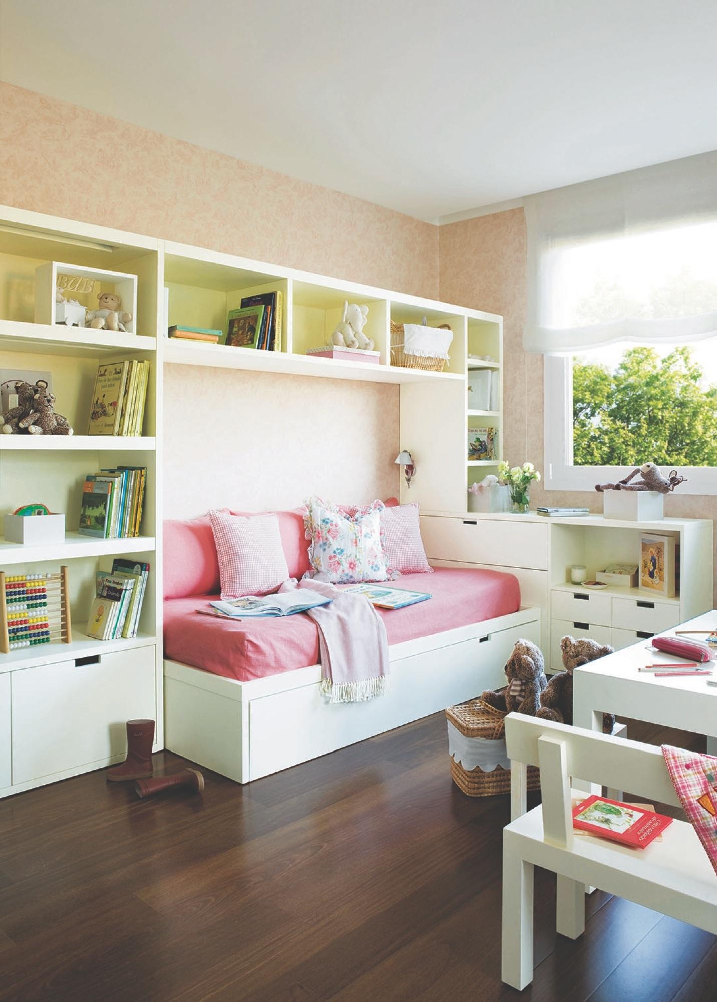12 habitaciones para ni as princesas - Habitaciones con camas nido ...