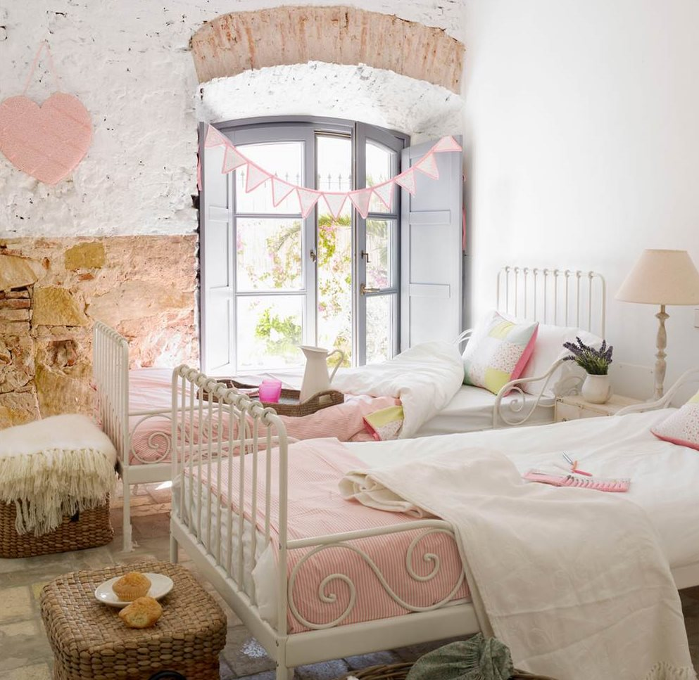 Ideas decoracion habitacion nia excellent ideas - Decorar habitacion infantil ...
