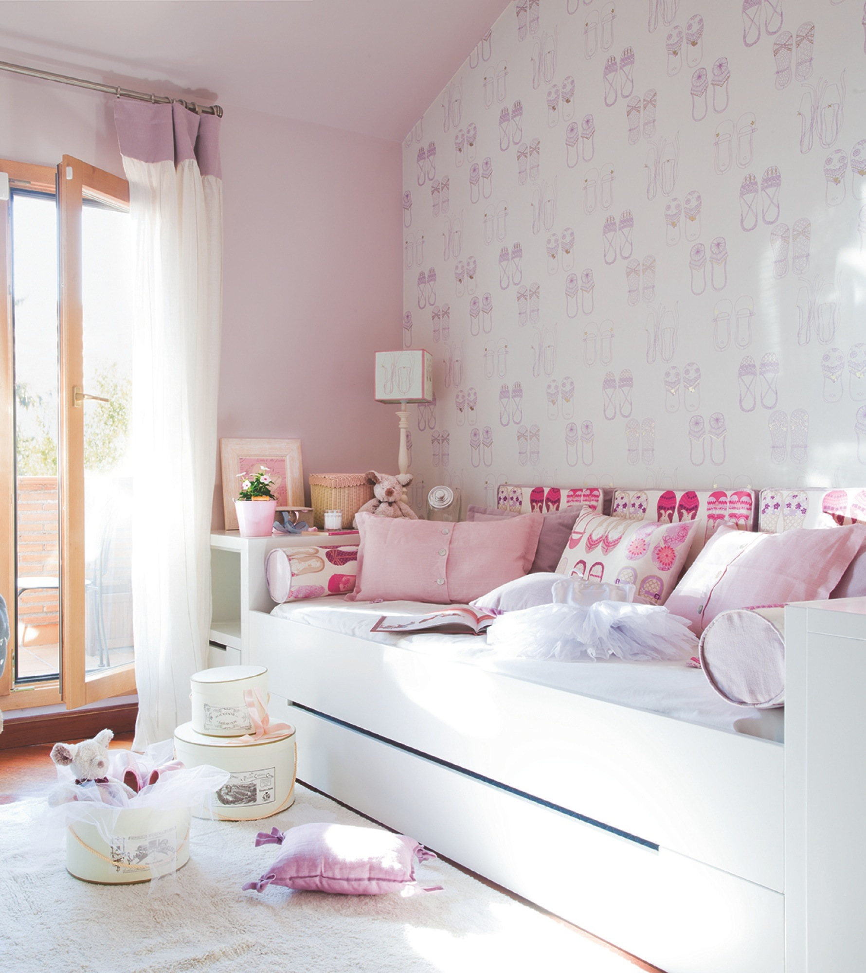 12 habitaciones para ni as princesas for Dormitorios infantiles nina