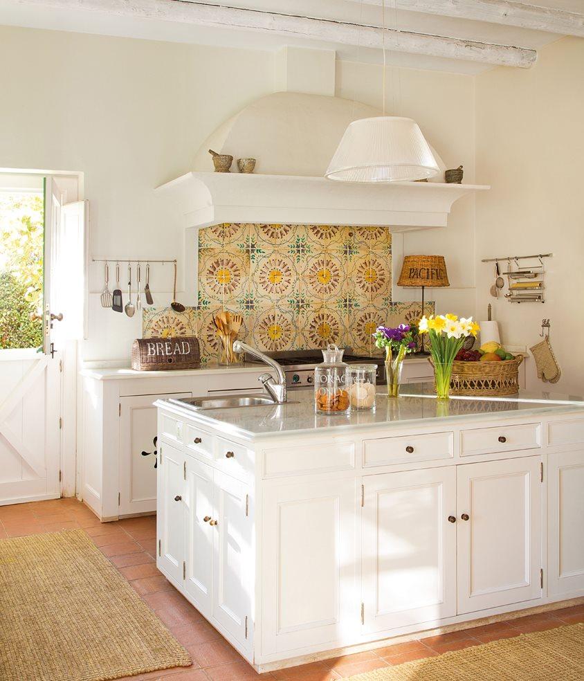 c mo decorar una cocina de casa de campo