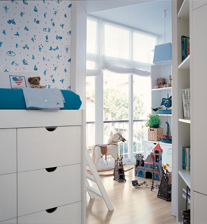 Solo cambia el color pero parece otra - Dormitorio infantil segunda mano ...
