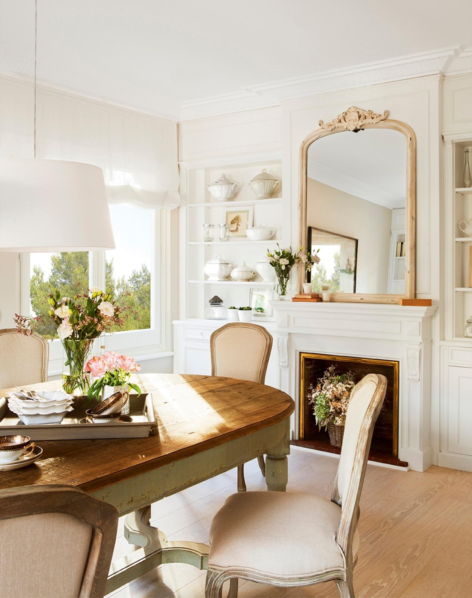 Iluminaci N Habitaciones Cocinas Y Sal N Elmueble # Muebles Casa Lado Cee