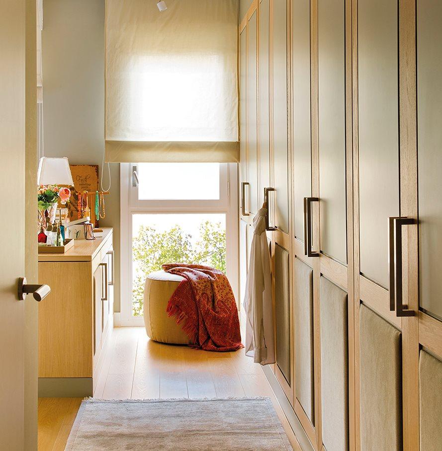 8 armarios con ideas y muy prácticos