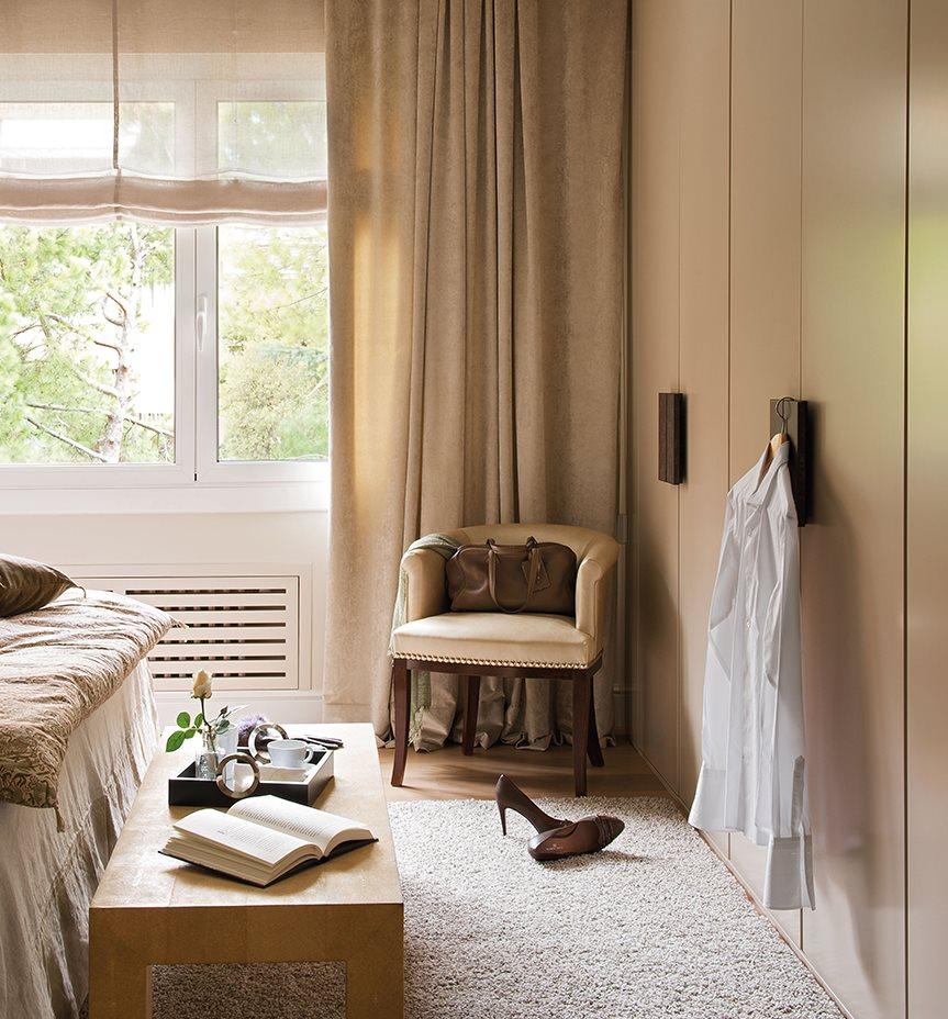 Armario empotrado en esquina affordable great armario for Muebles de cocina hasta el techo