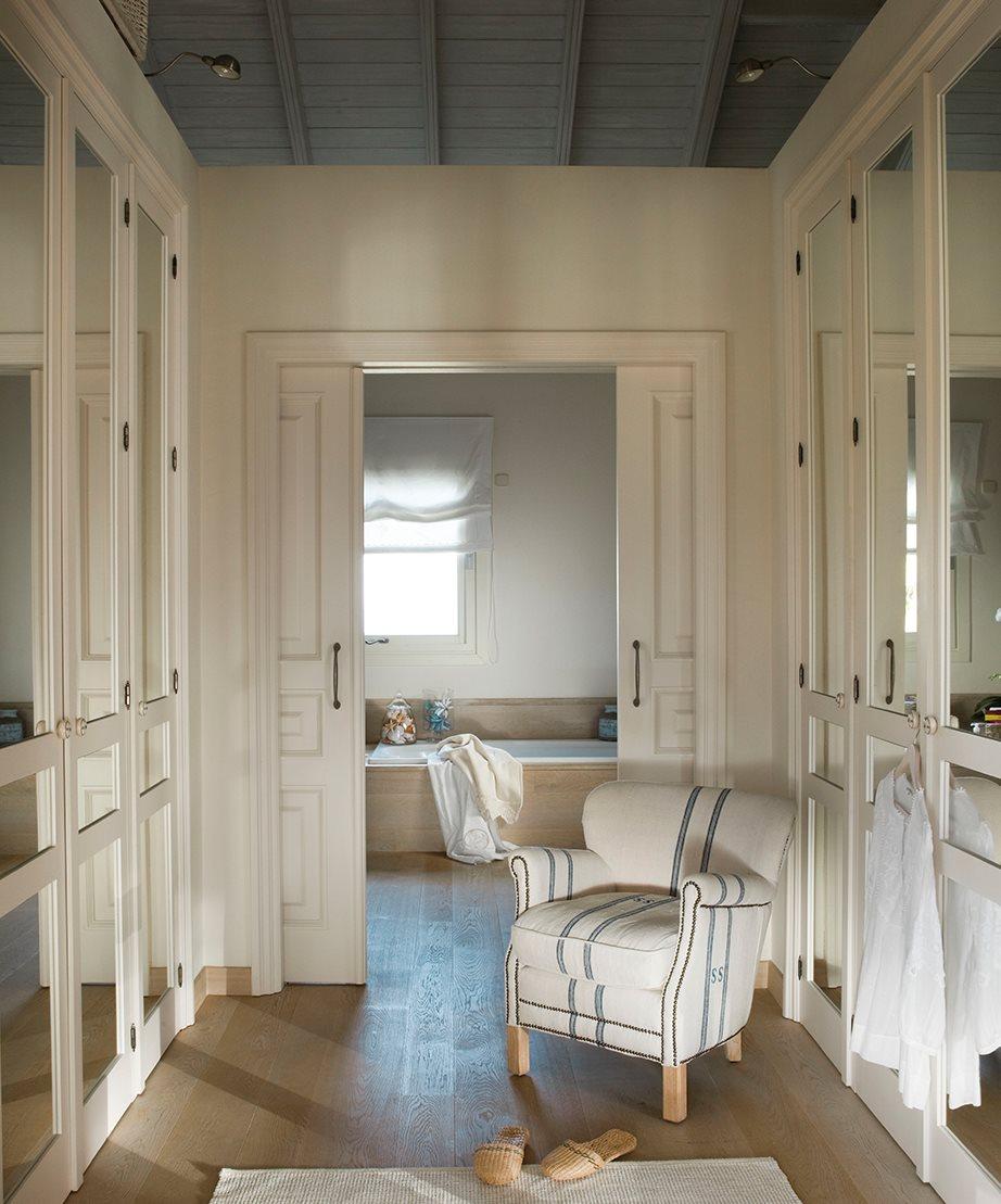 8 armarios con ideas y muy pr cticos - Luces de pared para dormitorio ...
