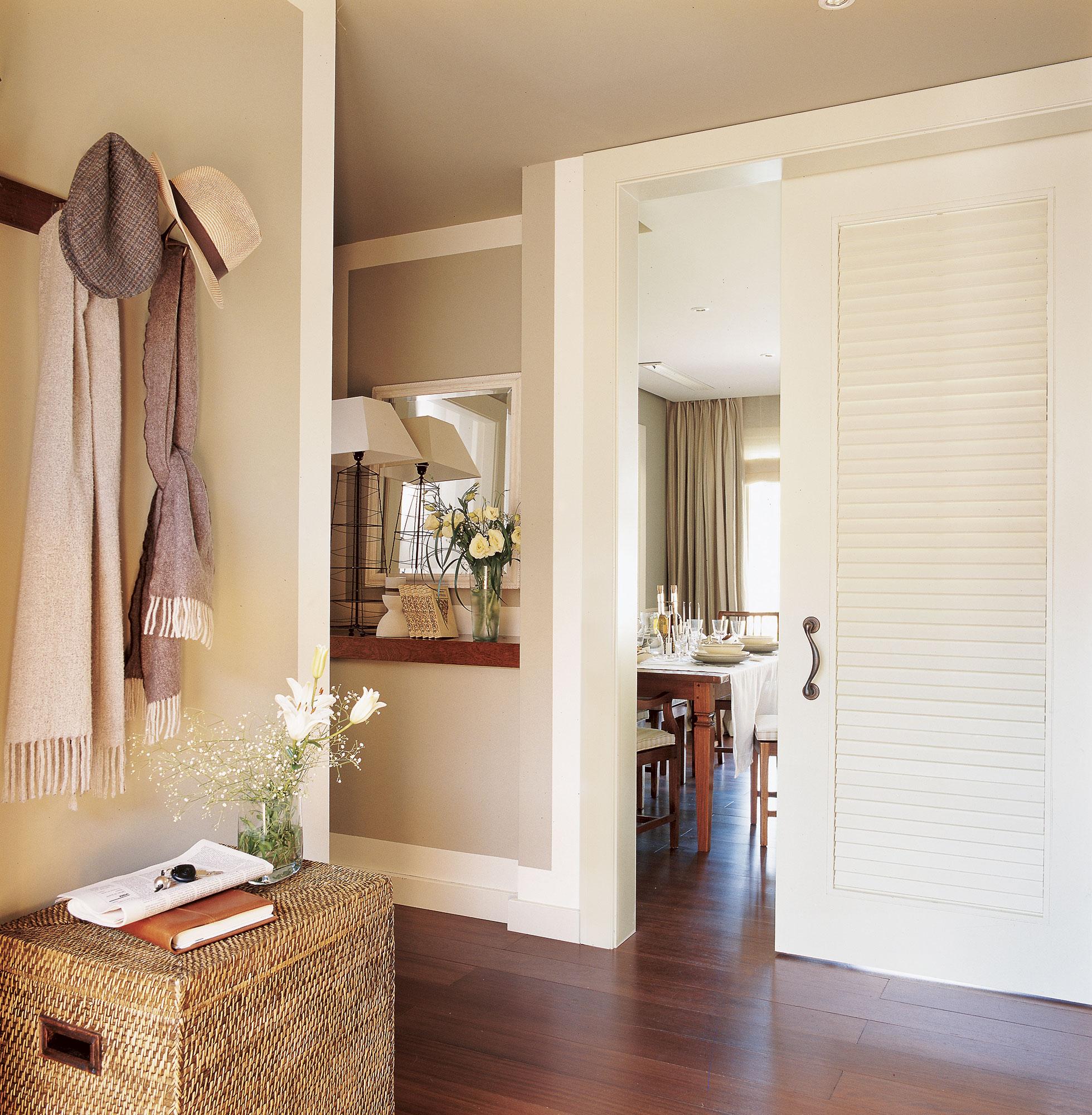 Instala una puerta corredera en casa y gana 1 5 m2 reales - Puertas de correderas ...