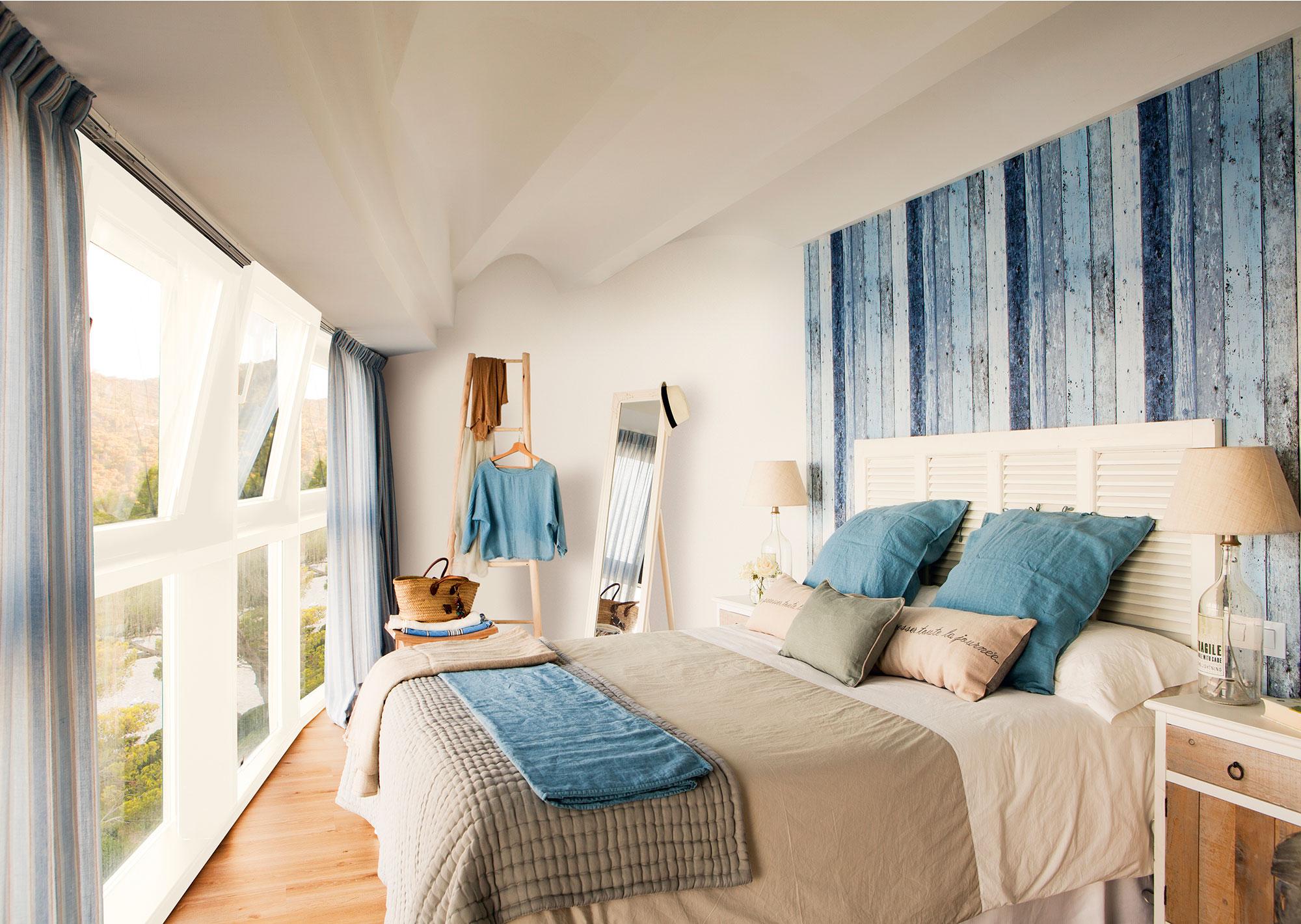 16 trucos para decorar tu dormitorio y dormir mejor for Segun feng shui donde mejor poner cama