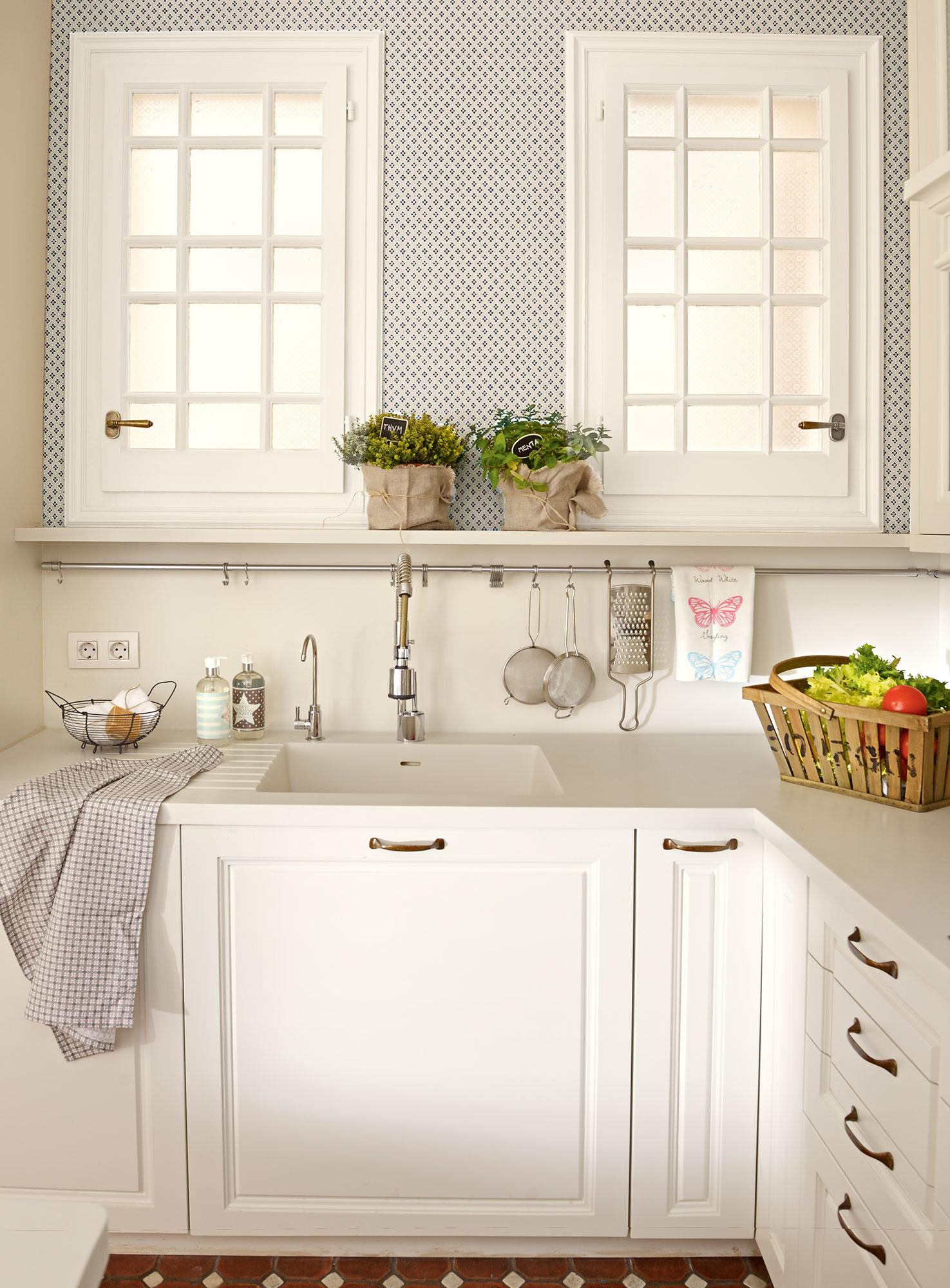 Ideas para aprovechar el espacio en las cocinas pequeñas e28888276deb