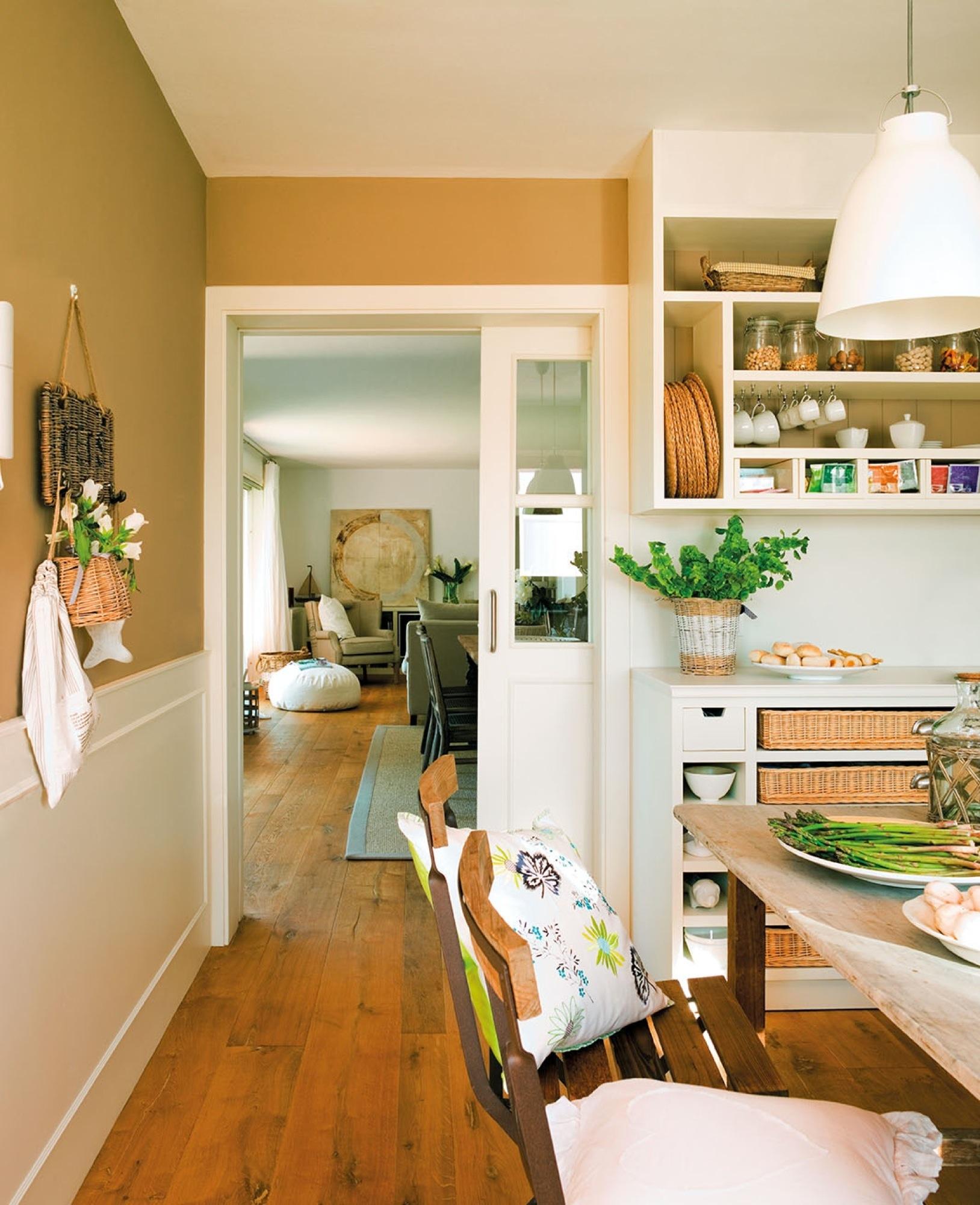 Orden en la cocina consejos y trucos para guardarlo todo for Guardas para cocina modernas
