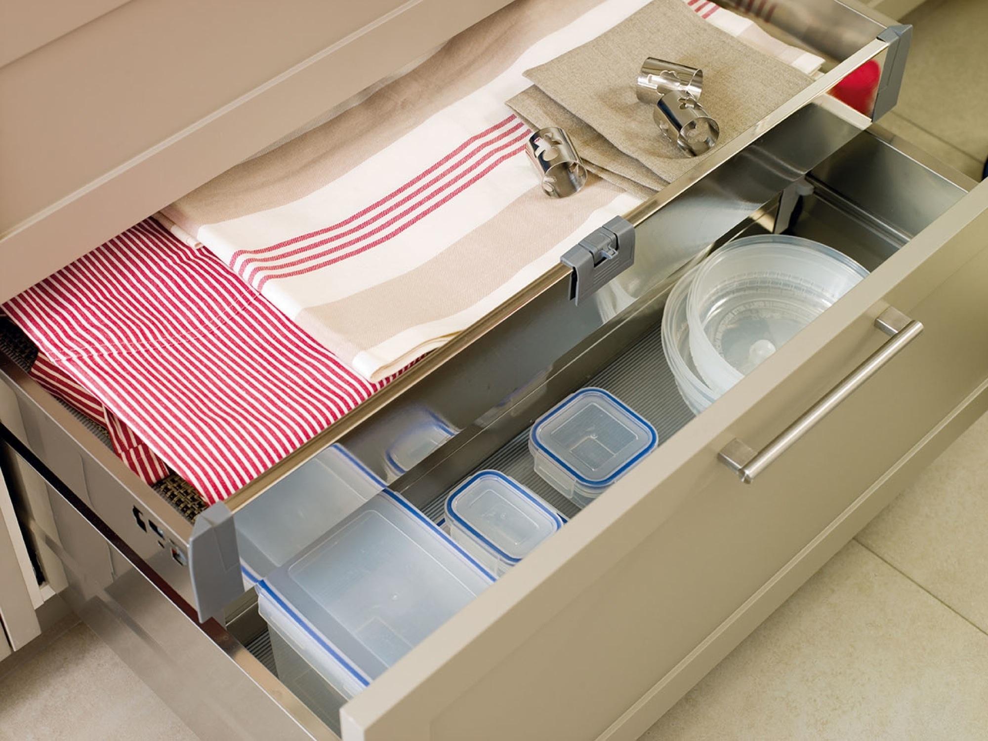 Orden en la cocina consejos y trucos para guardarlo todo - Trapos de cocina ...