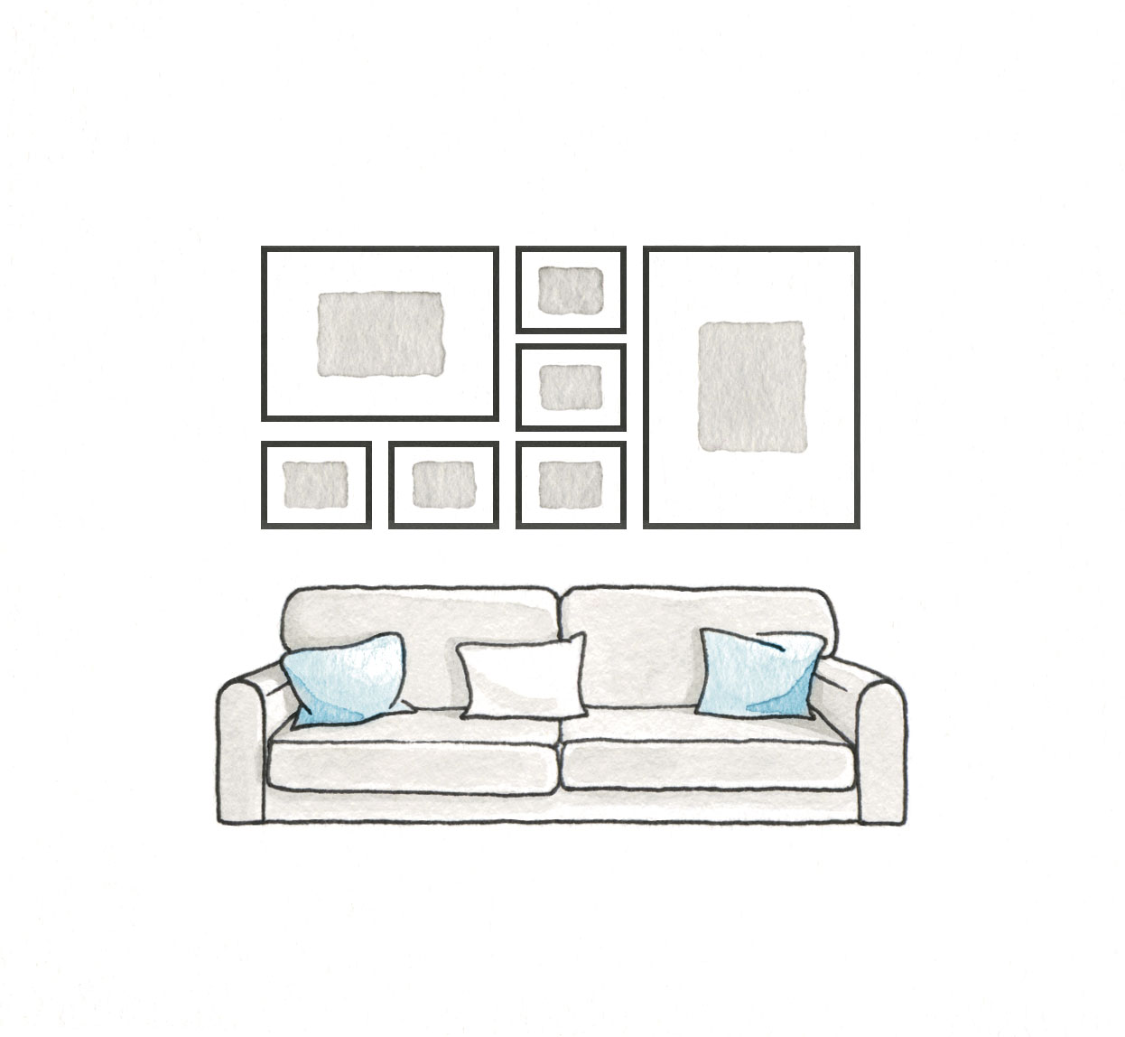 folios decorados en blanco y negro bordes y marcos pinte