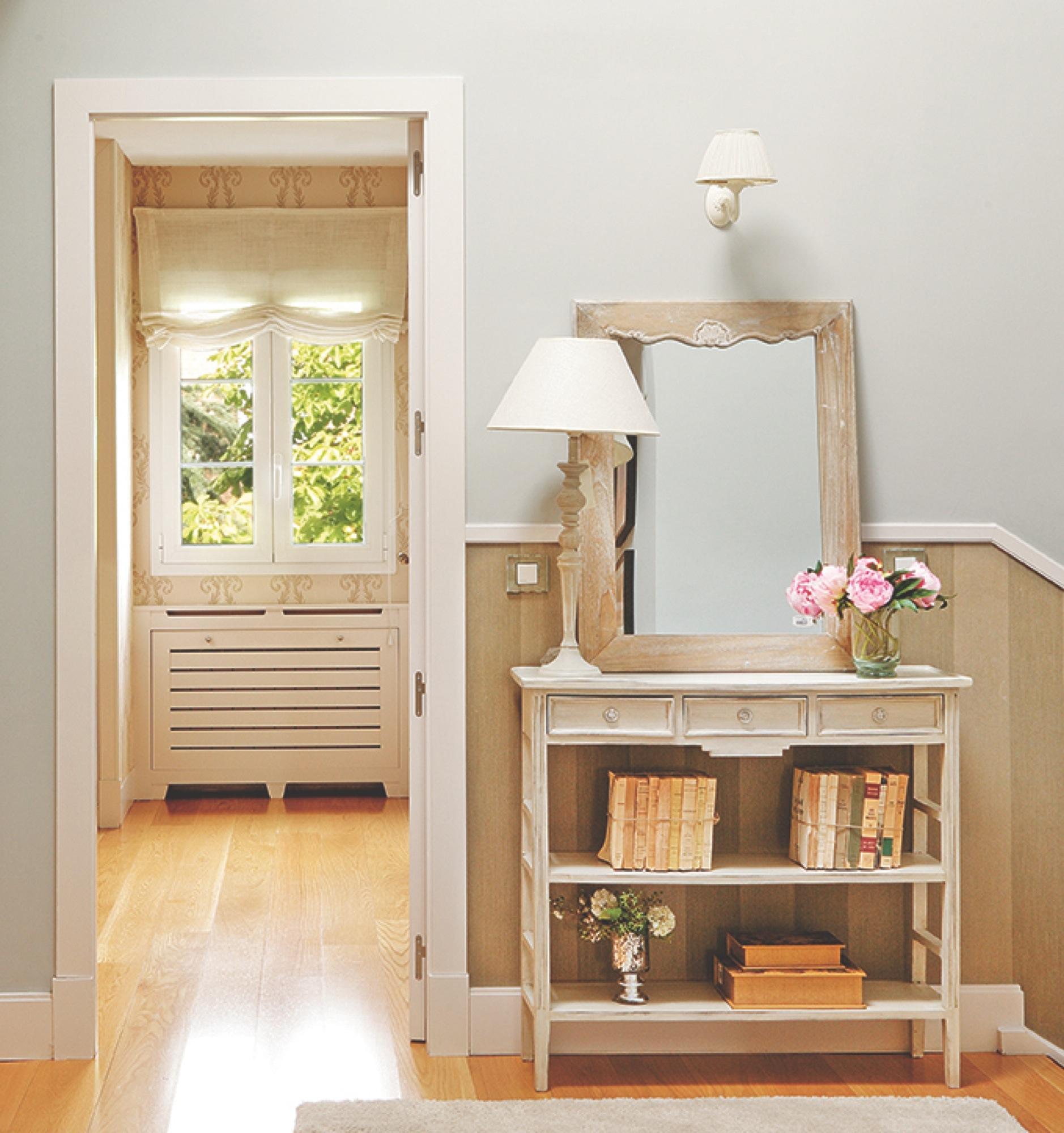 Pasillos todo sobre la decoraci n de pasillos con encanto for Espejos decorativos para pasillos