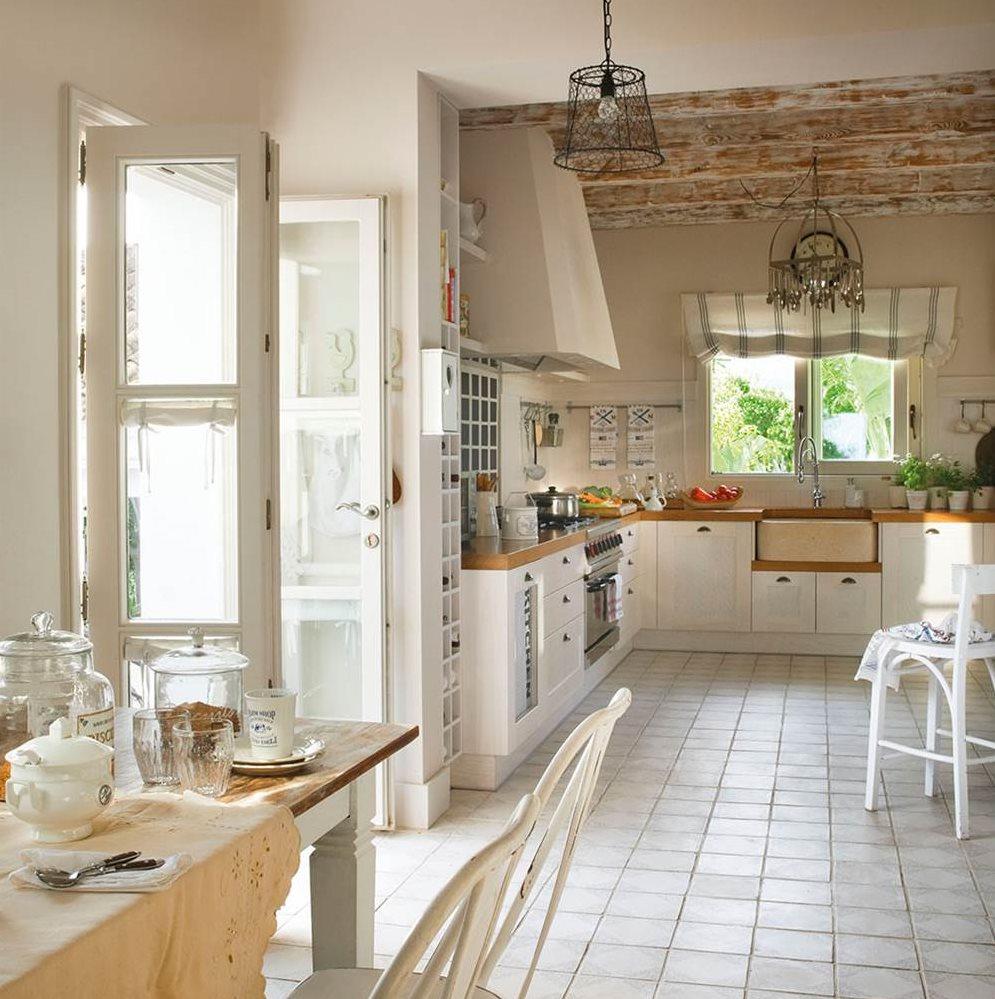 Ideas para redise ar tu cocina - Cocinas rusticas de campo ...