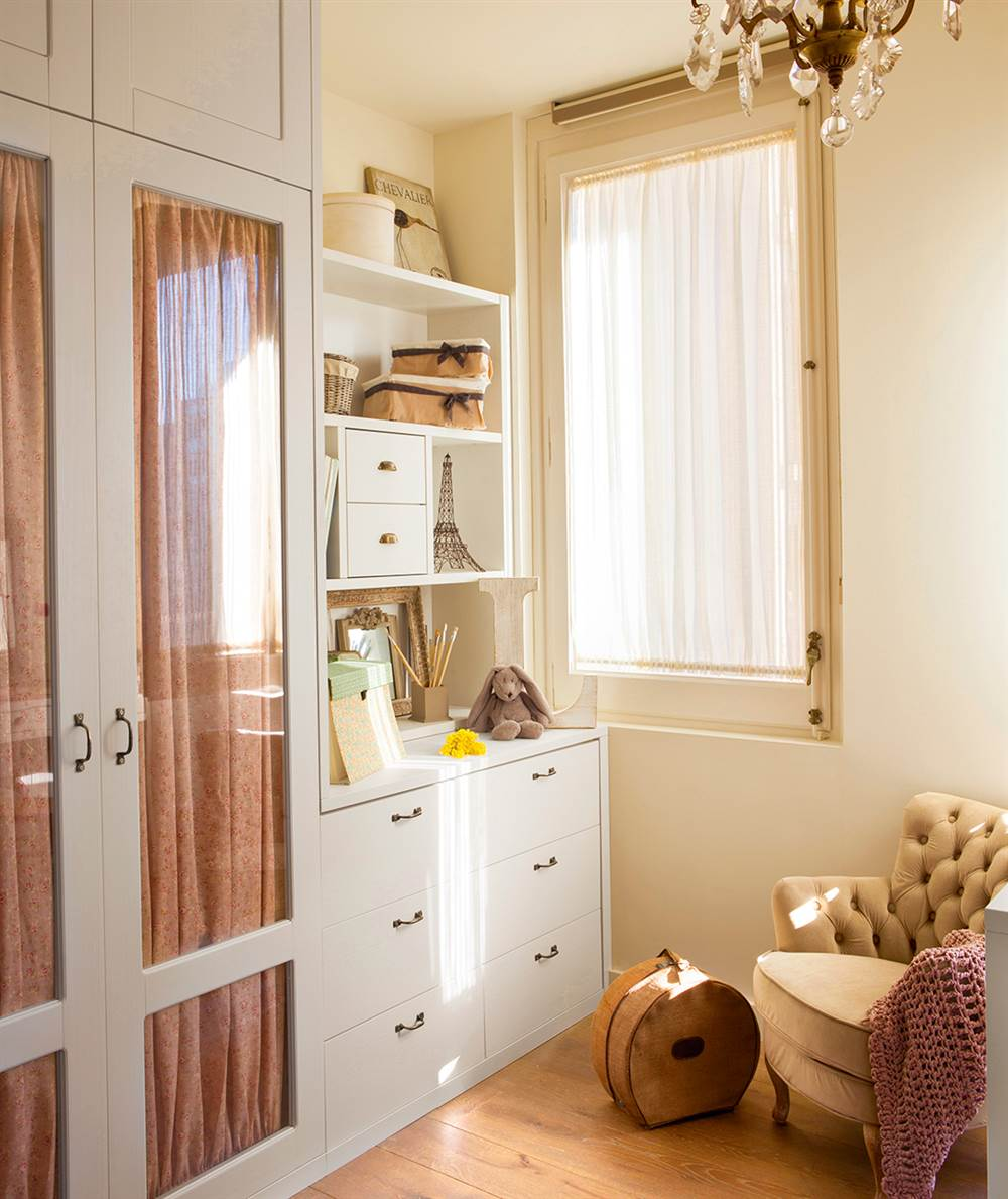 Hacer un armario a medida beautiful bao con almacenaje for Armarios almacenaje baratos