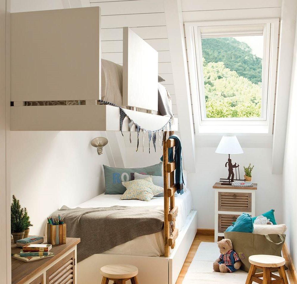 Gana metros 30 trucos para pisos mini Pisos para dormitorios