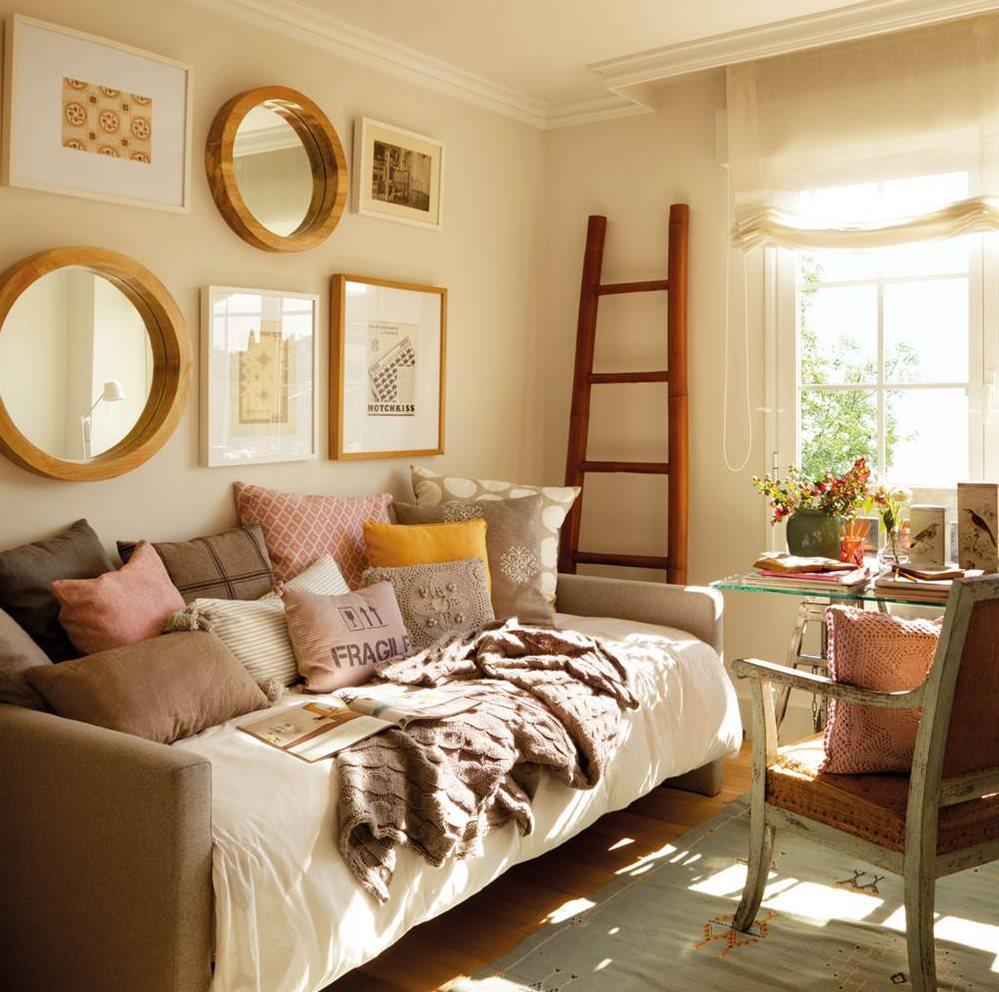 Primer piso de la interiorista beatriz silveira - Sofa para habitacion ...