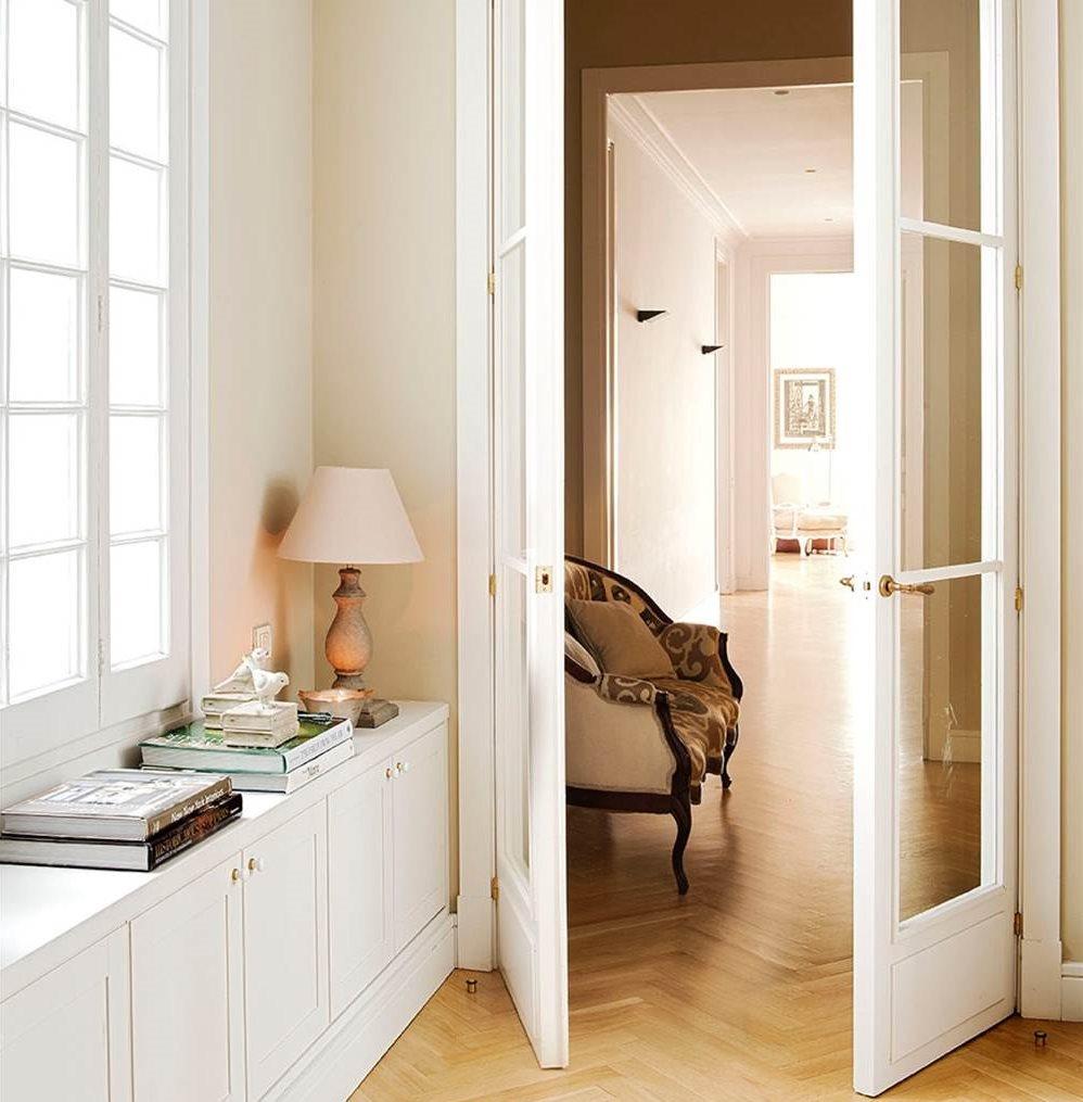 Muebles para pasillos estrechos como decorar pasillos for Mueble 10 cm fondo
