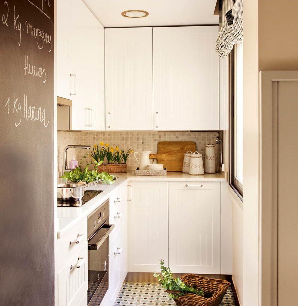 5 espacios mini que lo tienen todo for Todo para la cocina