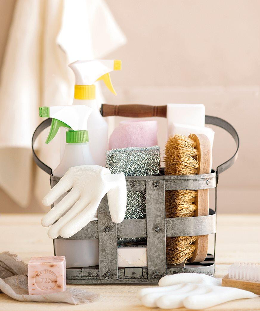 Ideas para renovar la casa en oto o - Ideas en 5 minutos limpieza ...