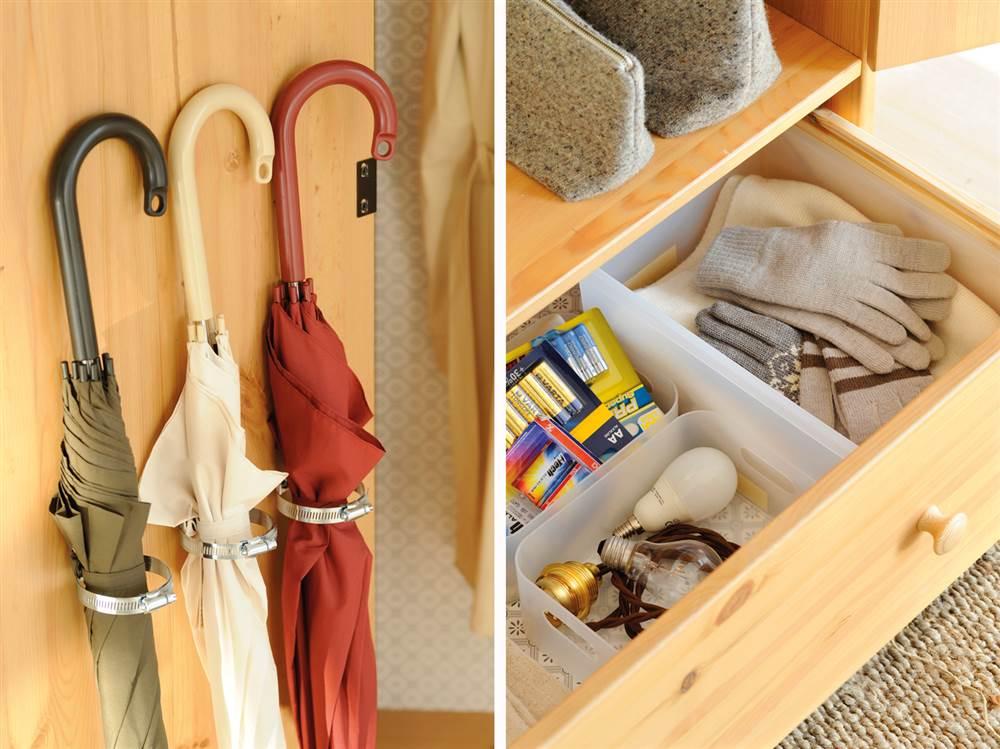 Ideas para guardar bolsos elegant pe with como guardar - Guardar bolsos en armario ...