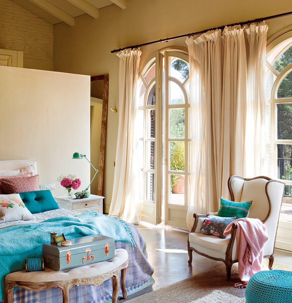 Dormitorios Con Estilo: Dormitorios Con Estilo Vintage