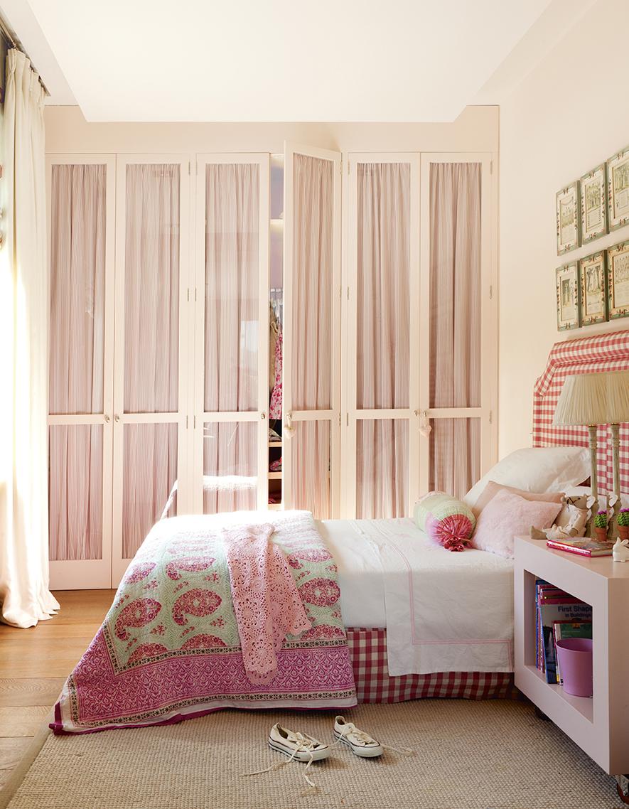 El dormitorio ideal para las ni as - Armario para habitacion ...