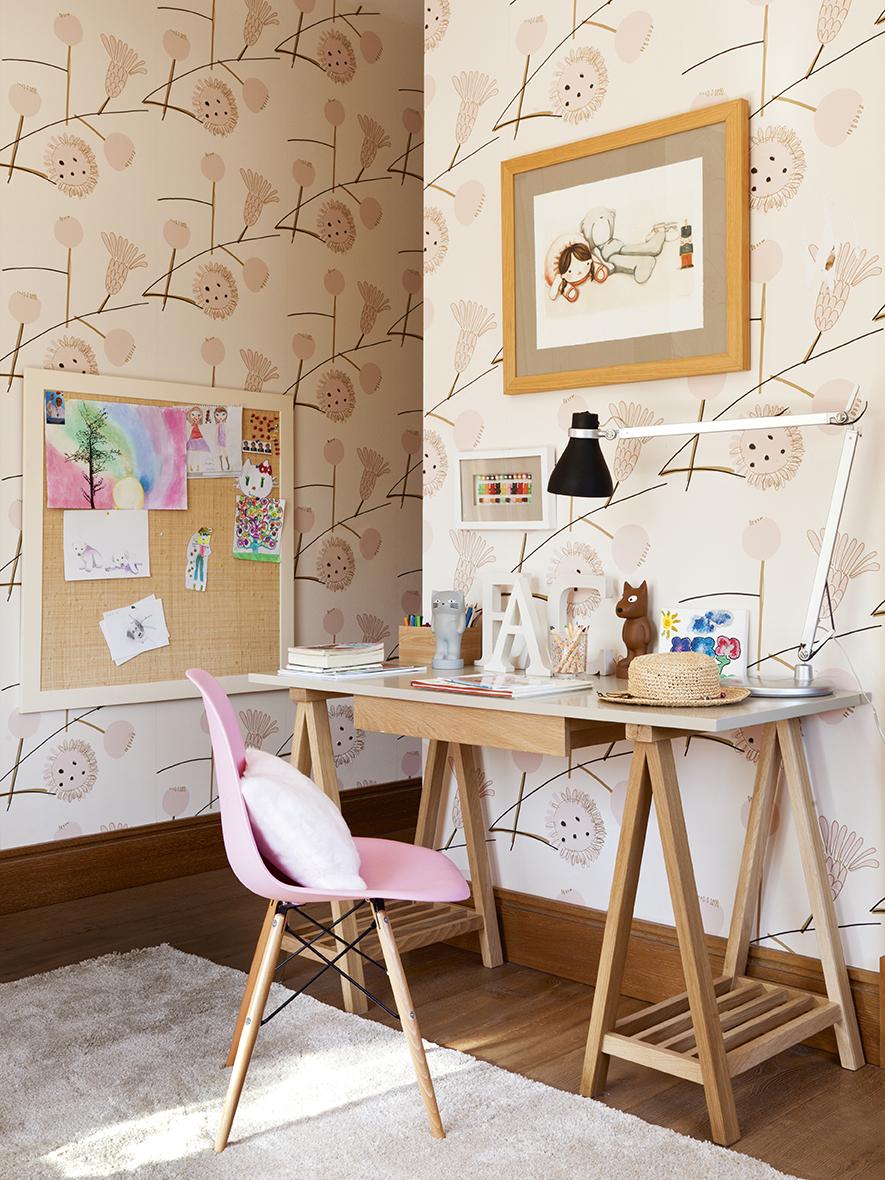 El Dormitorio Ideal Para Las Ni As ~ Sillas De Escritorio Para Niñas