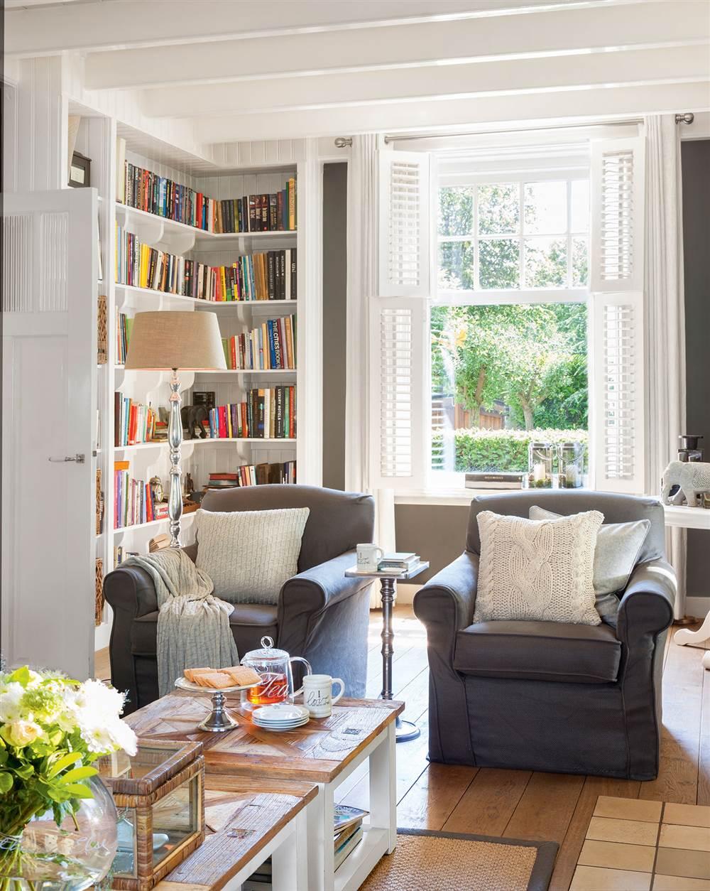Librer as a medida para toda la casa - Imagenes de librerias ...