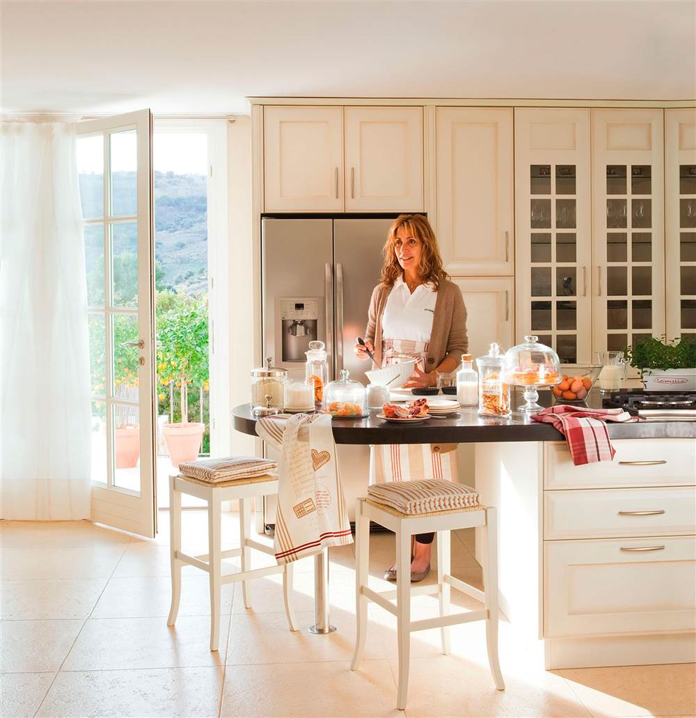 Limpiar con solo 15 minutos diarios Isla cocina segunda mano