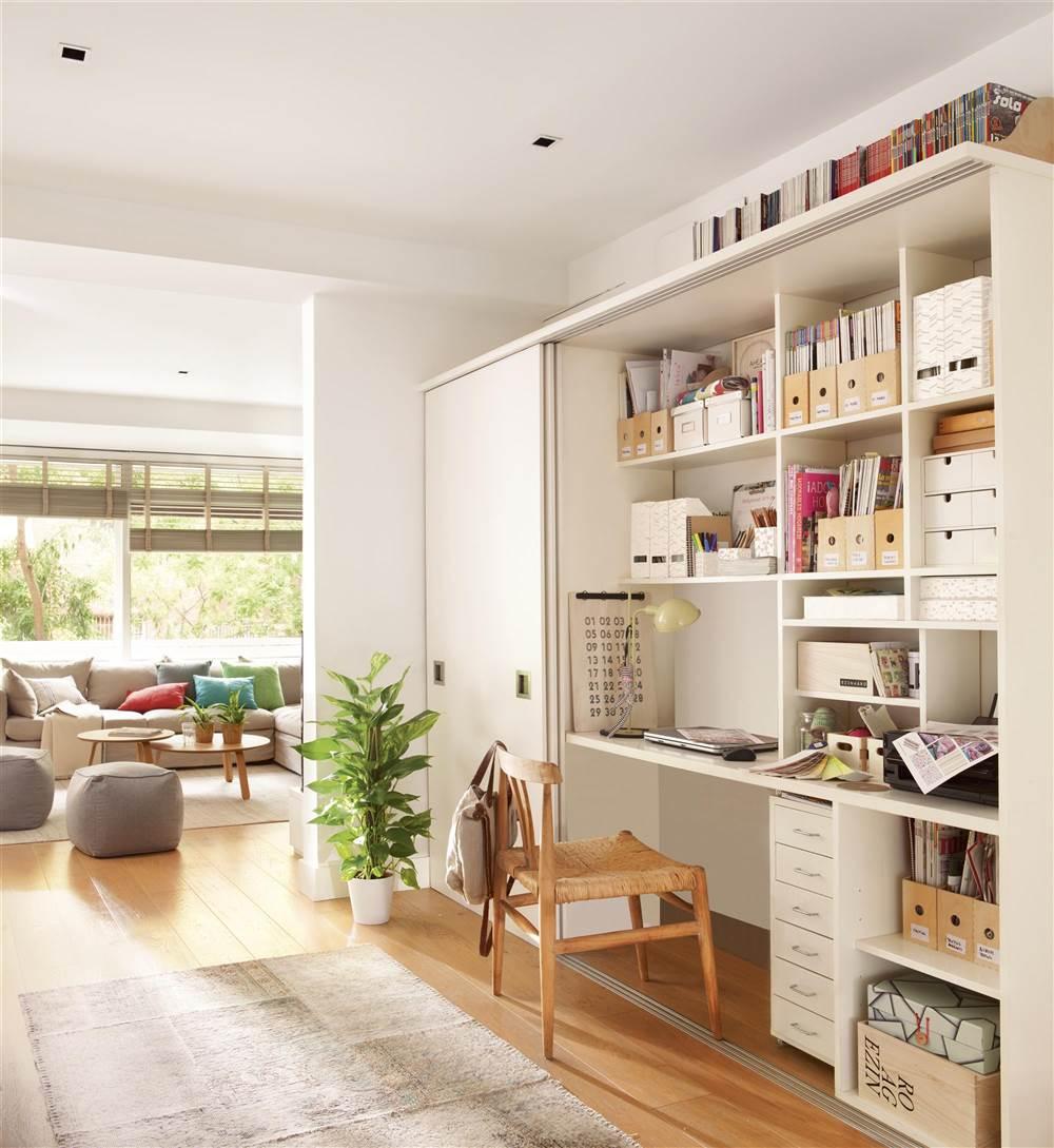 Tu casa influye en tu mente los espacios afectan al cerebro - Estanterias madera ...