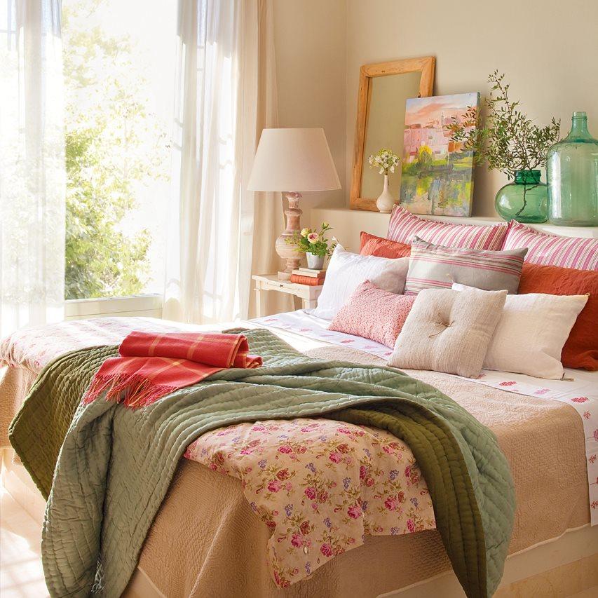 Tres paisajes tres dormitorios - El mueble decoracion dormitorios ...