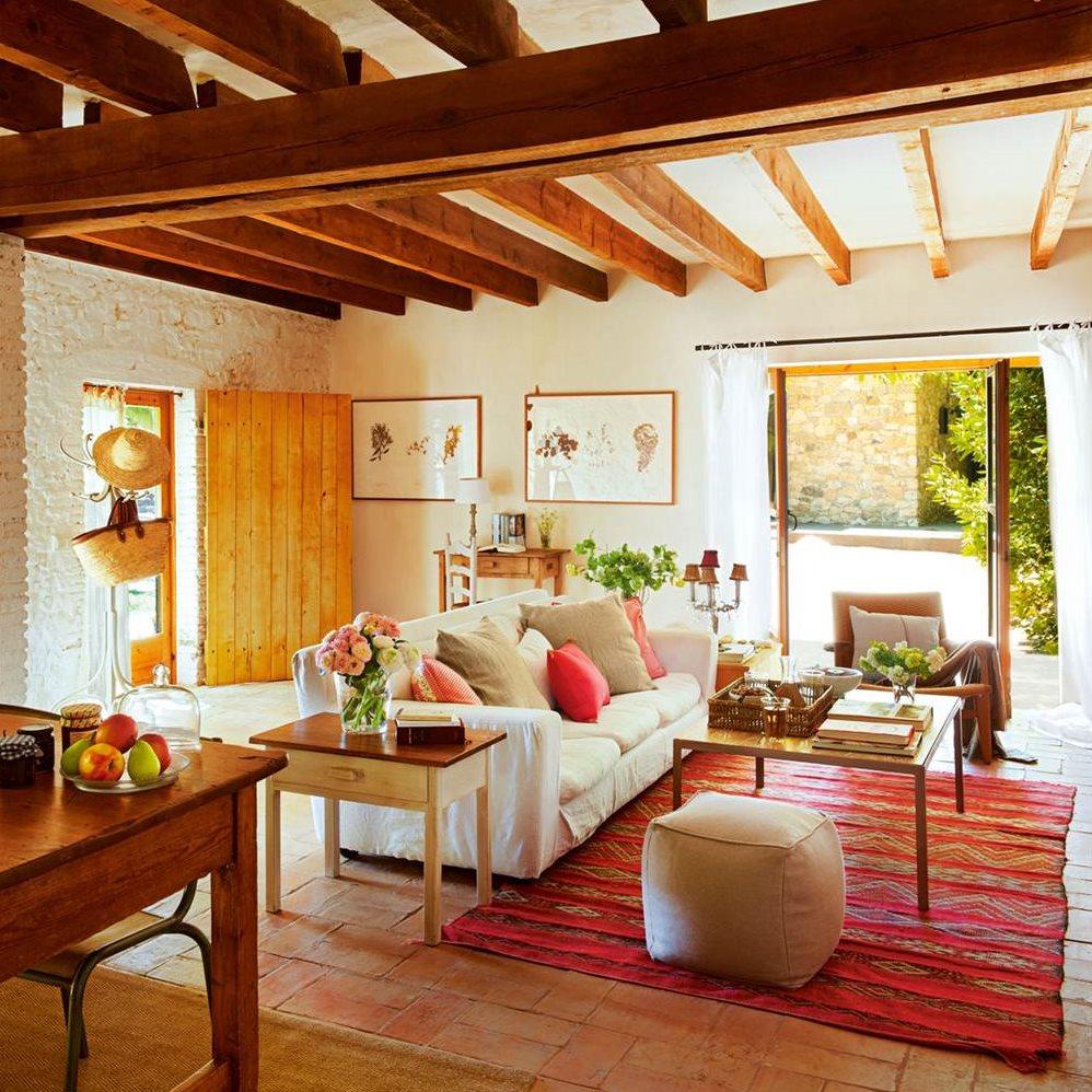 Un granero transformado en una casa r stica - Entradas de casas rusticas ...