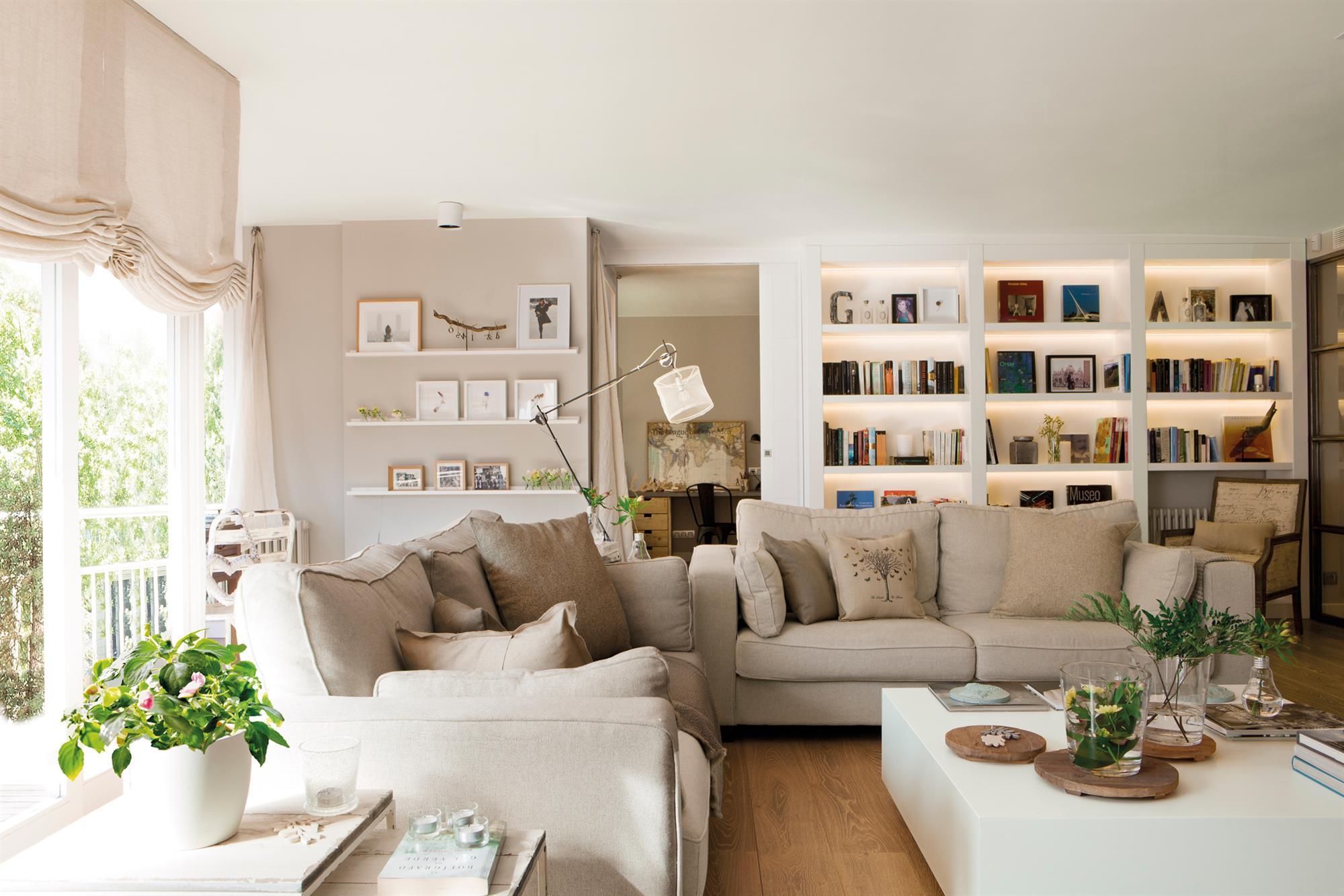 Mi casa cada d a mejor 20 ideas para un cambio expr s for Puertas decorativas para interiores