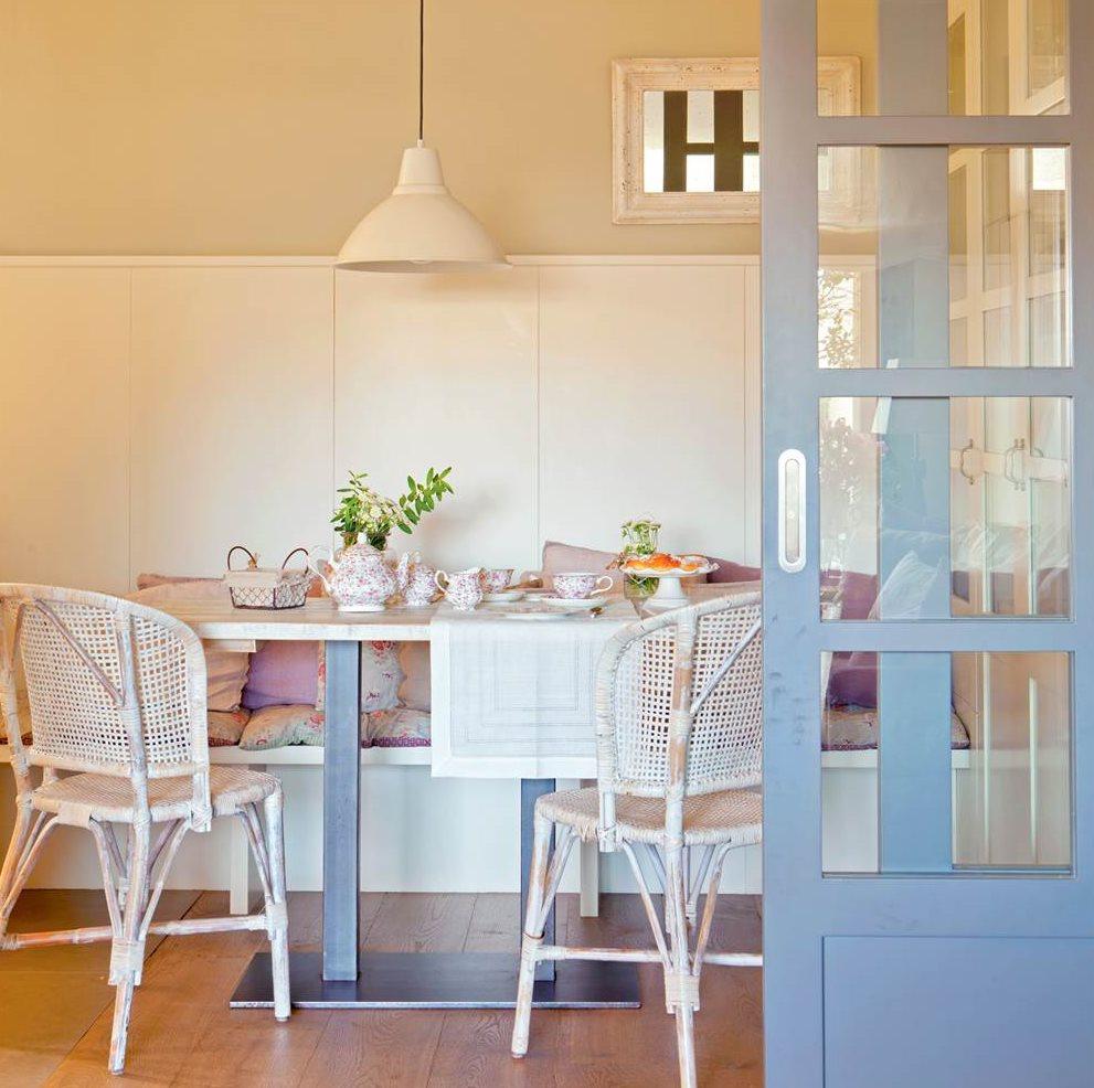 Mi casa cada d a mejor 20 ideas para un cambio expr s - Pintura vintage leroy merlin ...